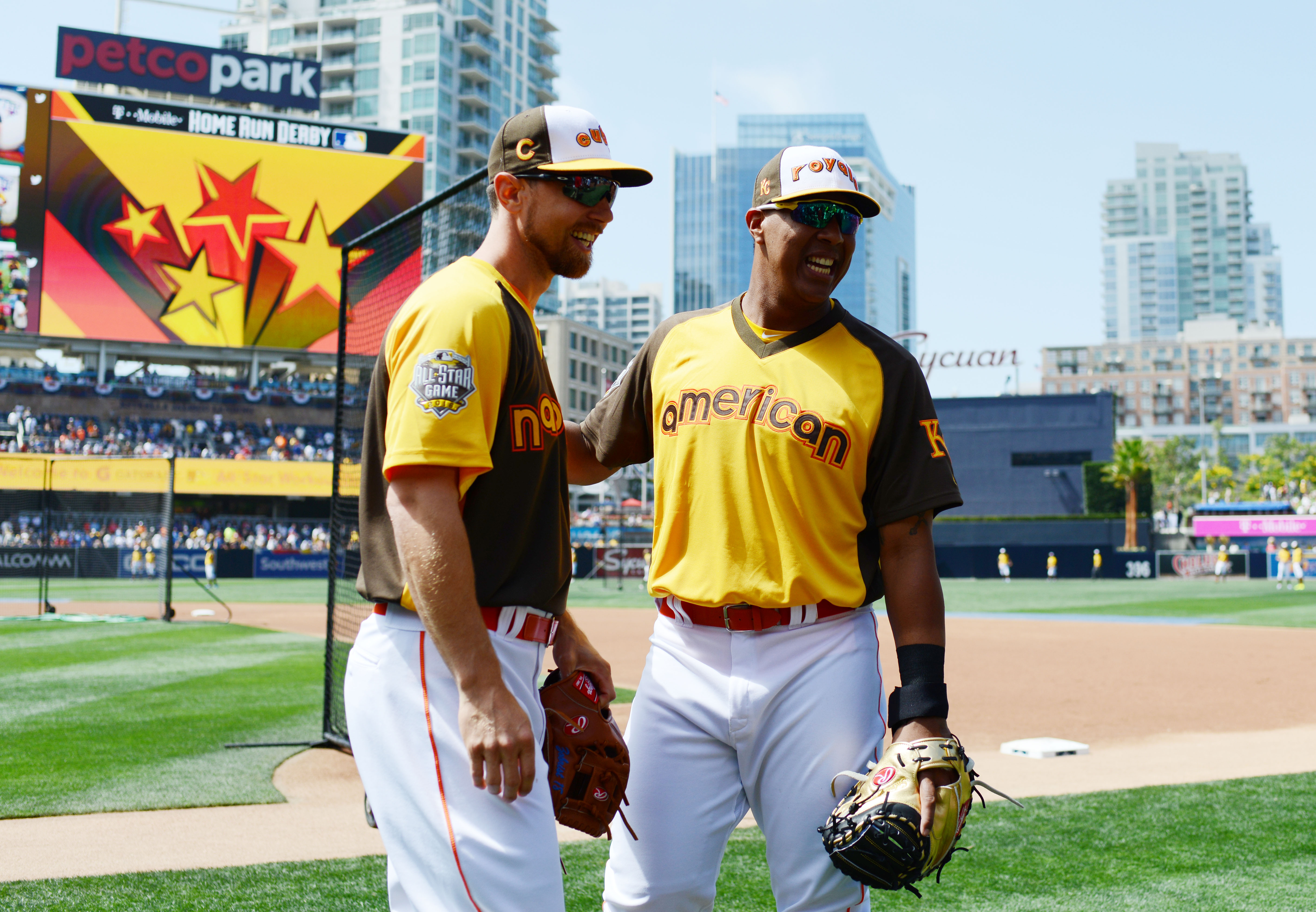 MLB: All Star Game-Workout Day