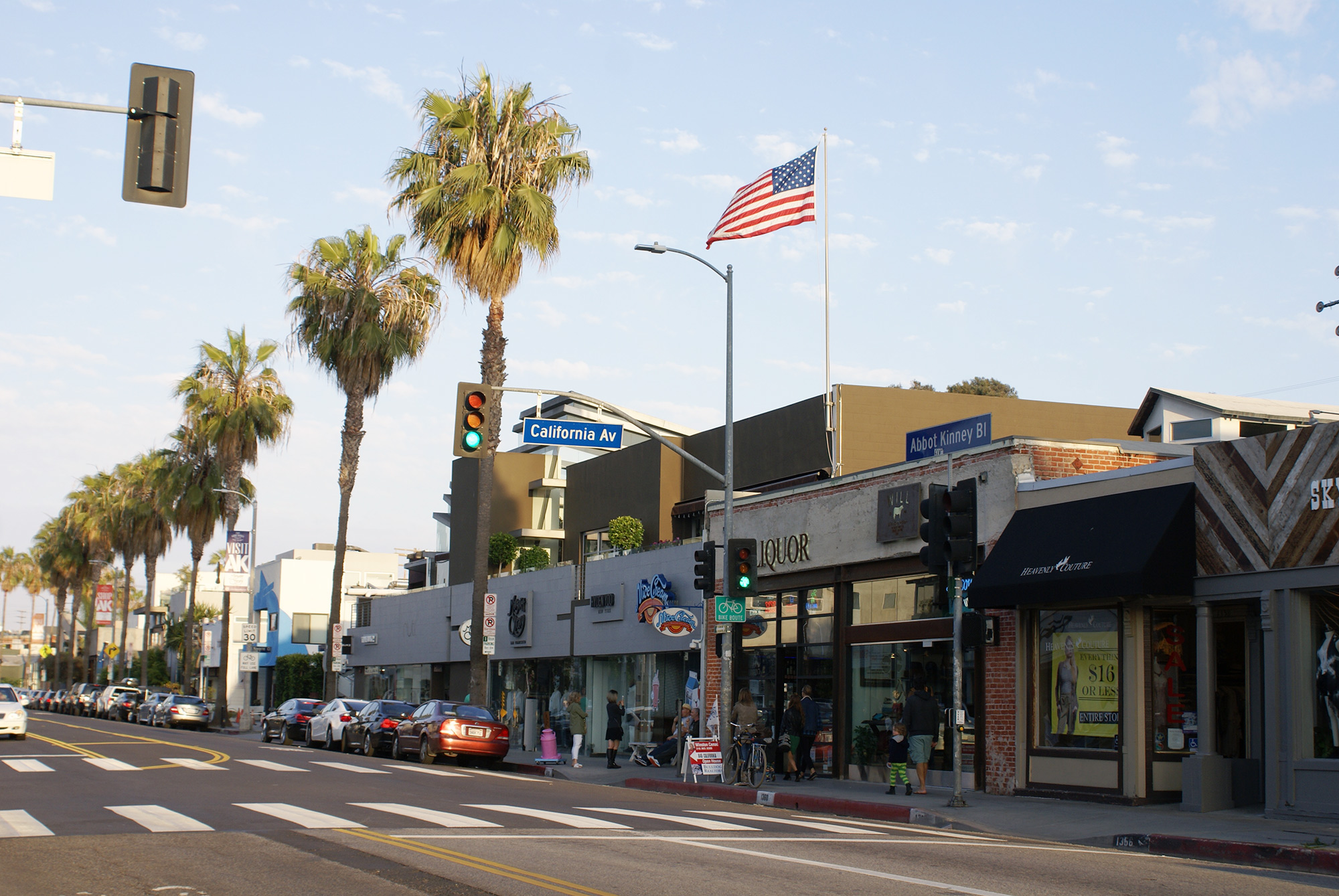 Racked La Los Angeles Shopping Racked