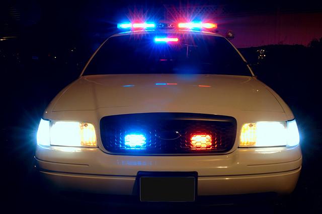 Police car https://flic.kr/p/5H64X2