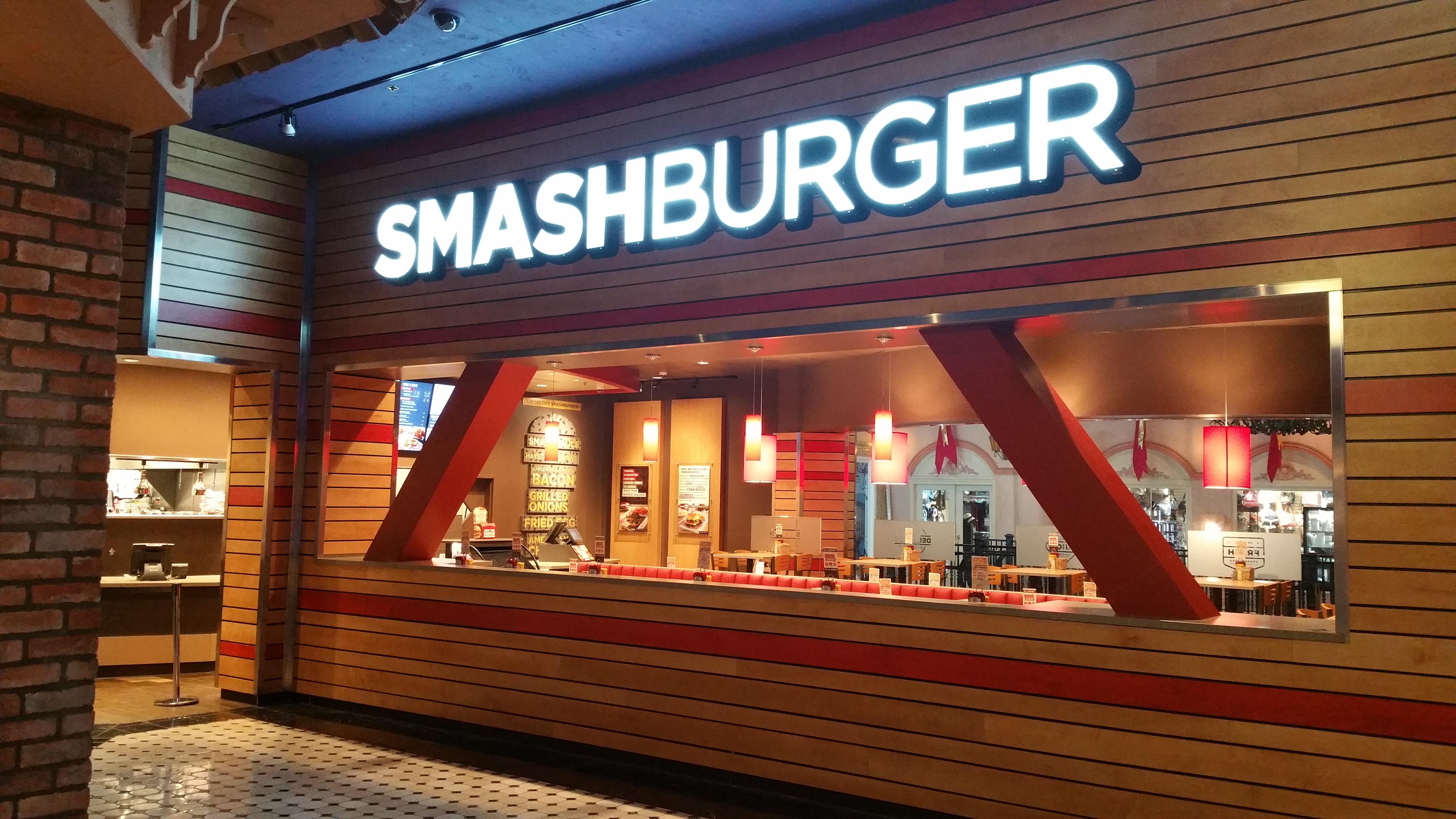 Smashbuger at the Rio