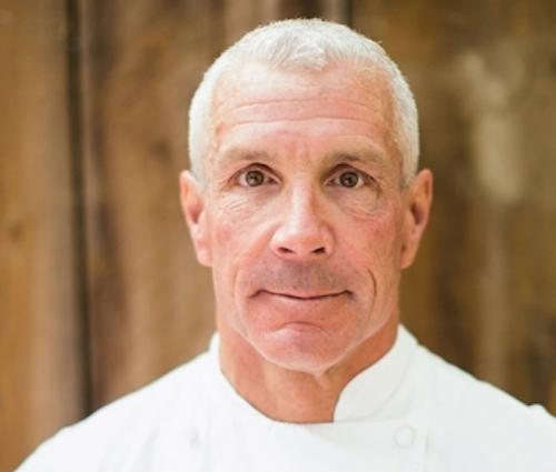 Chef Mark Fischer