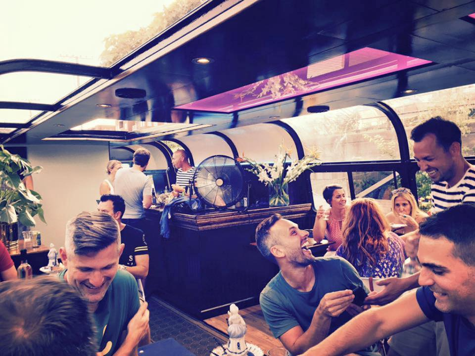 Inside Canal Lounge