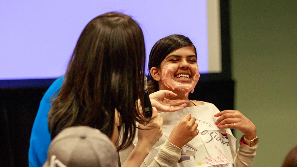 Skincare workshop at KCON LA 2015