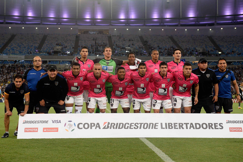 Botafogo v Independiente del Valle - Copa Bridgestone Libertadores 2014