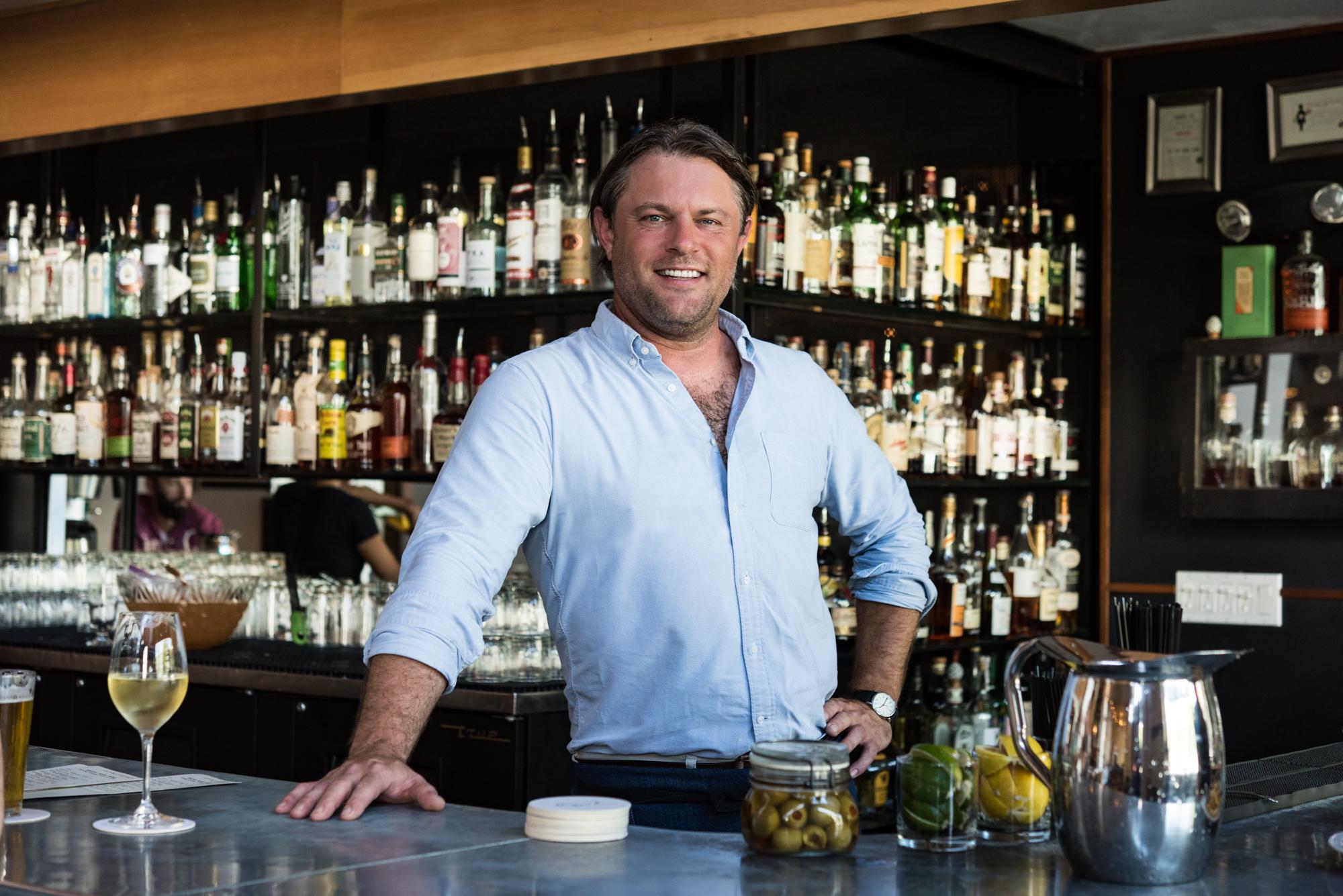 Craft Cocktailer Jeffrey Morgenthaler
