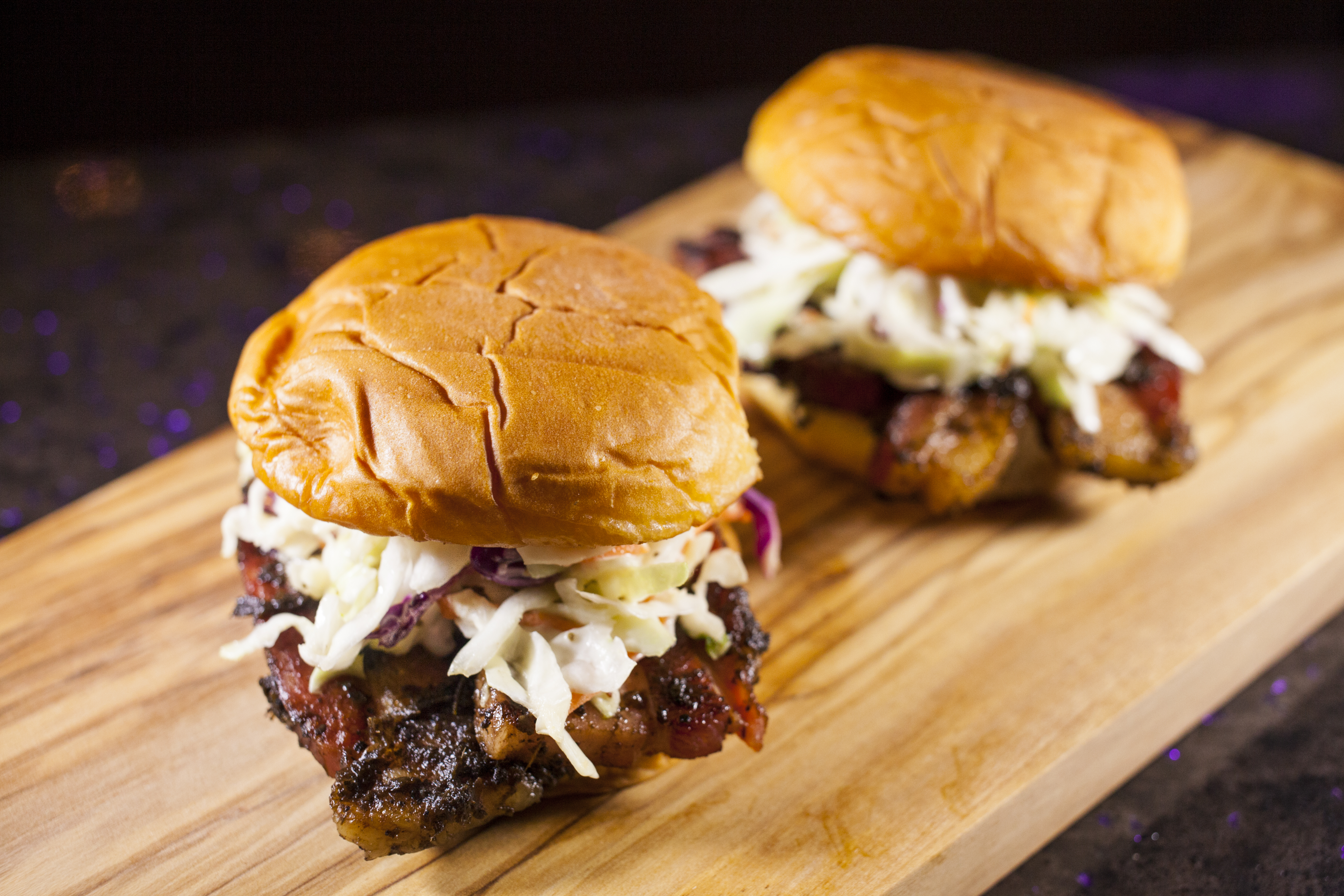Jerk bacon sandwich is just one of the new US Bank Stadium dishes
