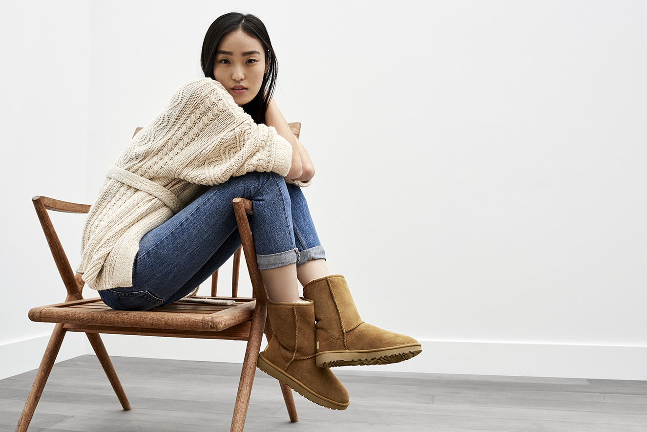 Ugg Just Relaunched Its Classic Booties