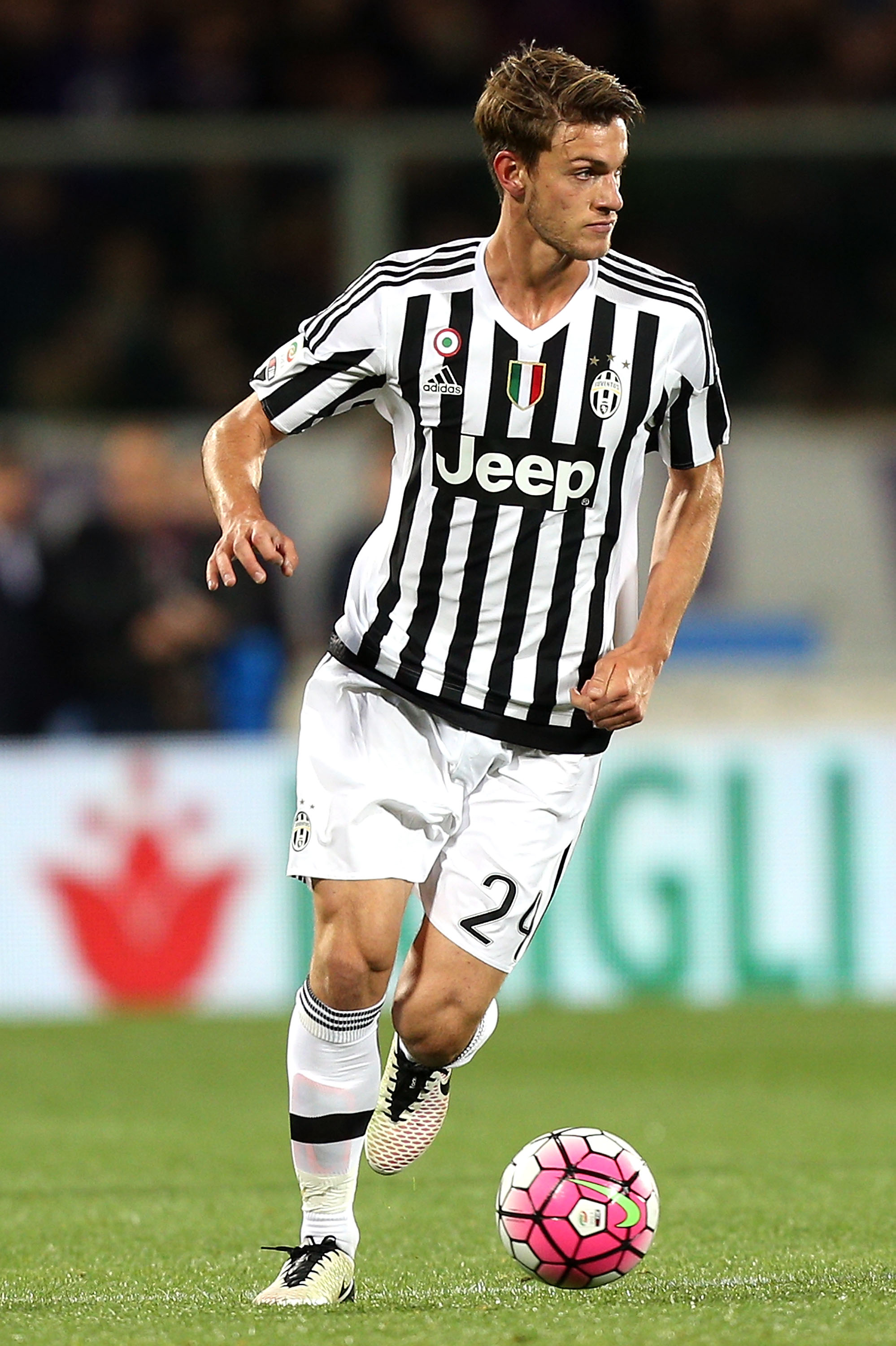 Rugani only made 17 appearances for Juventus last season