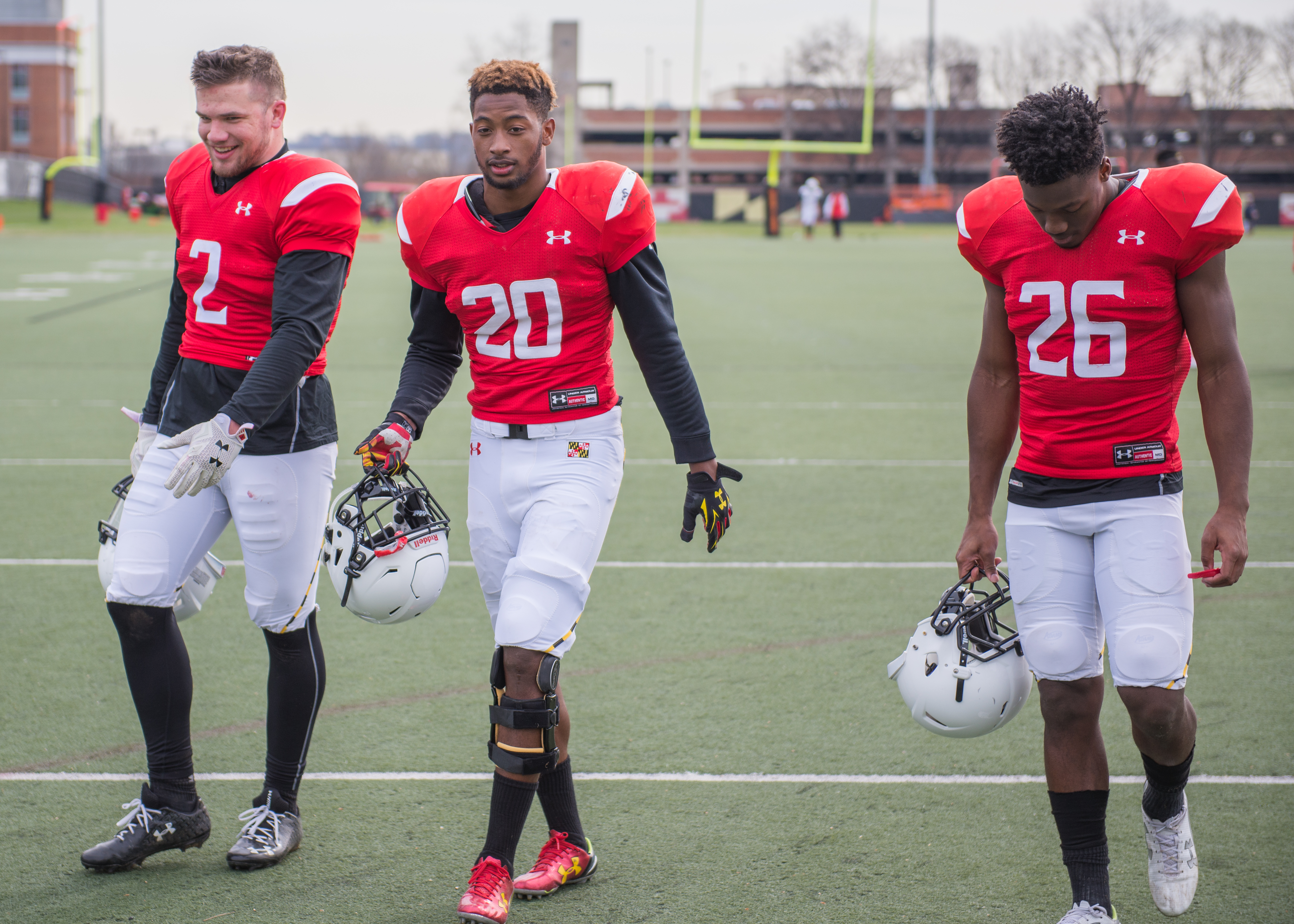 maryland spring practice