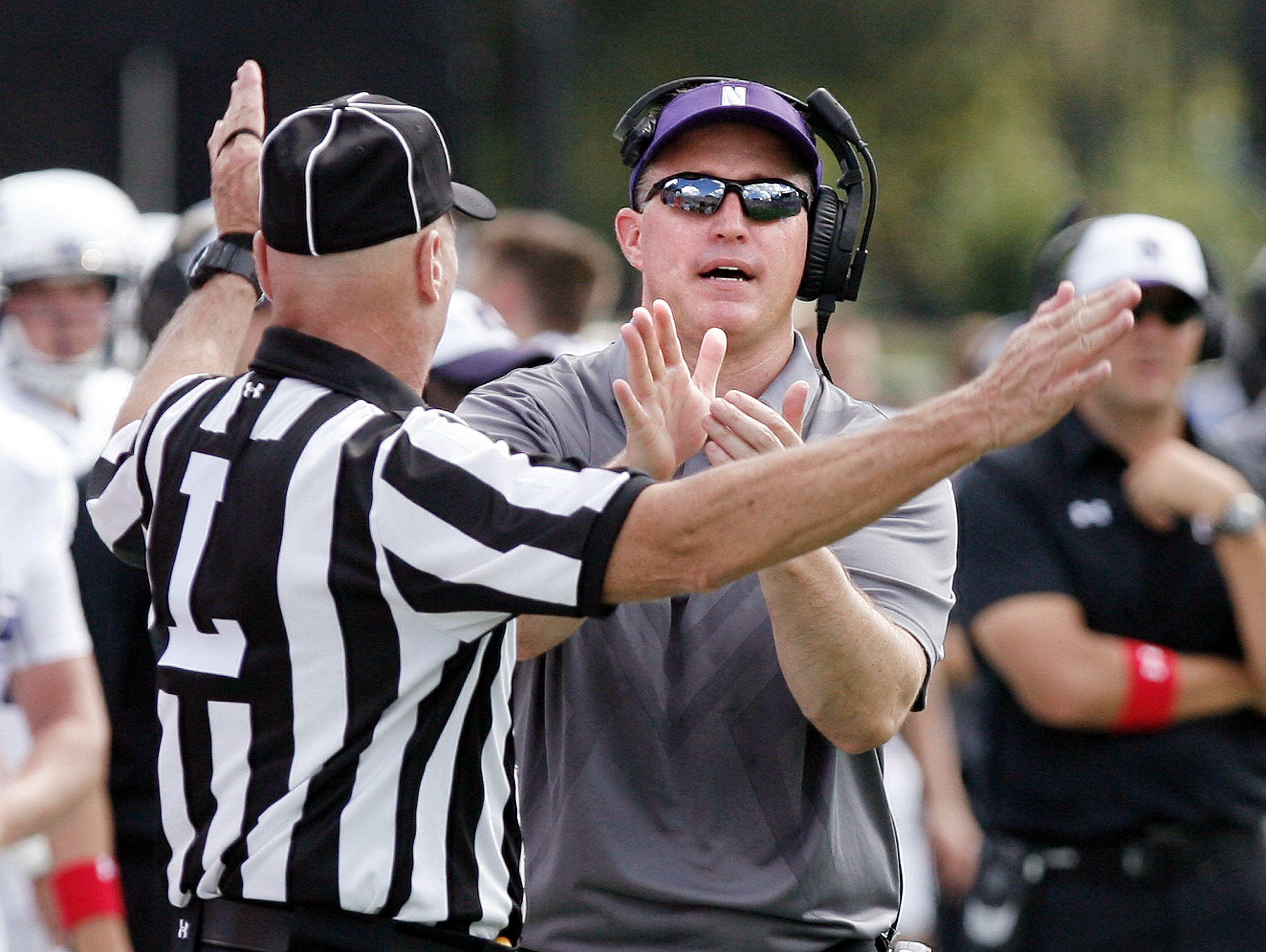 NCAA Football: Northwestern at Duke