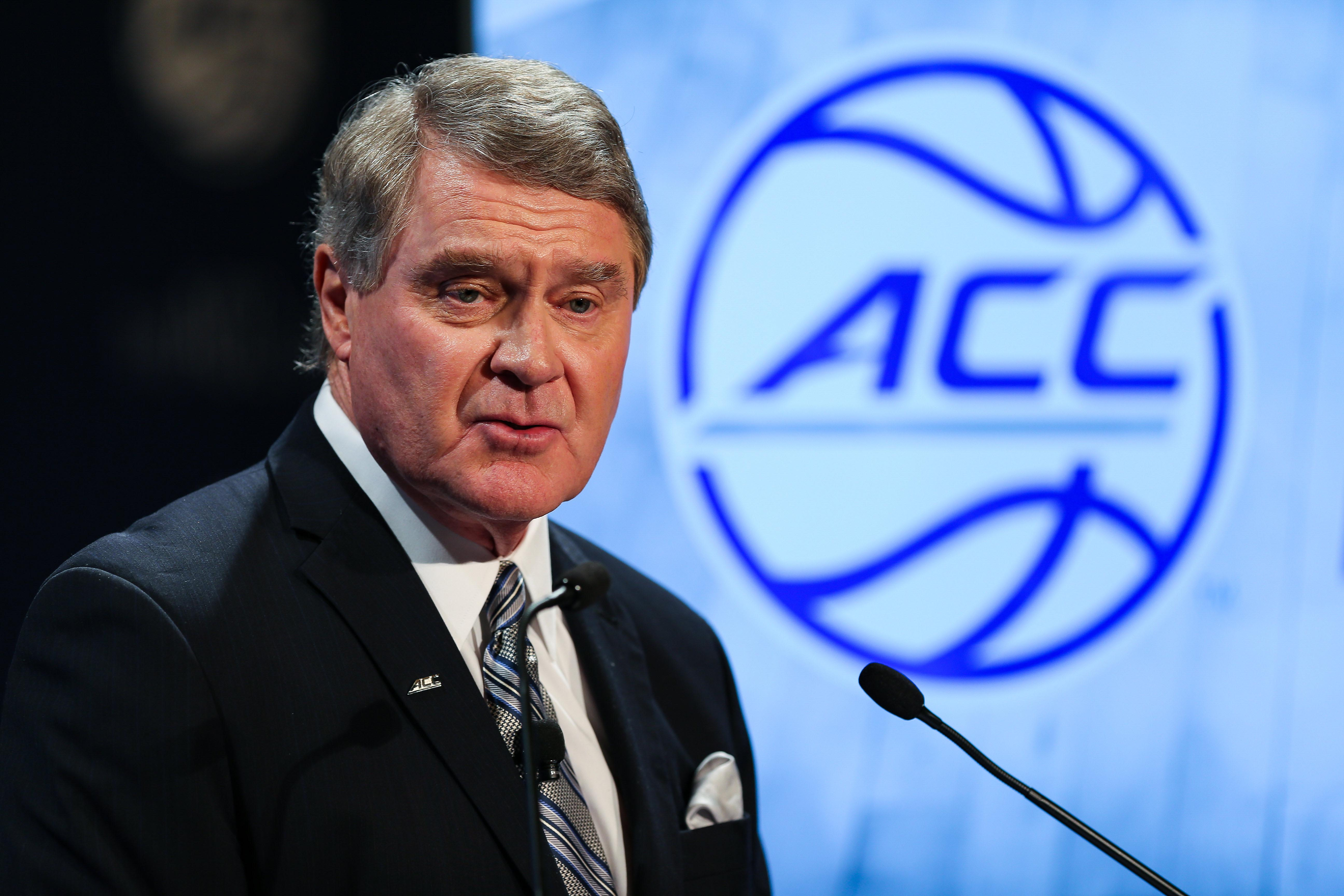 ACC Commissioner John Swofford