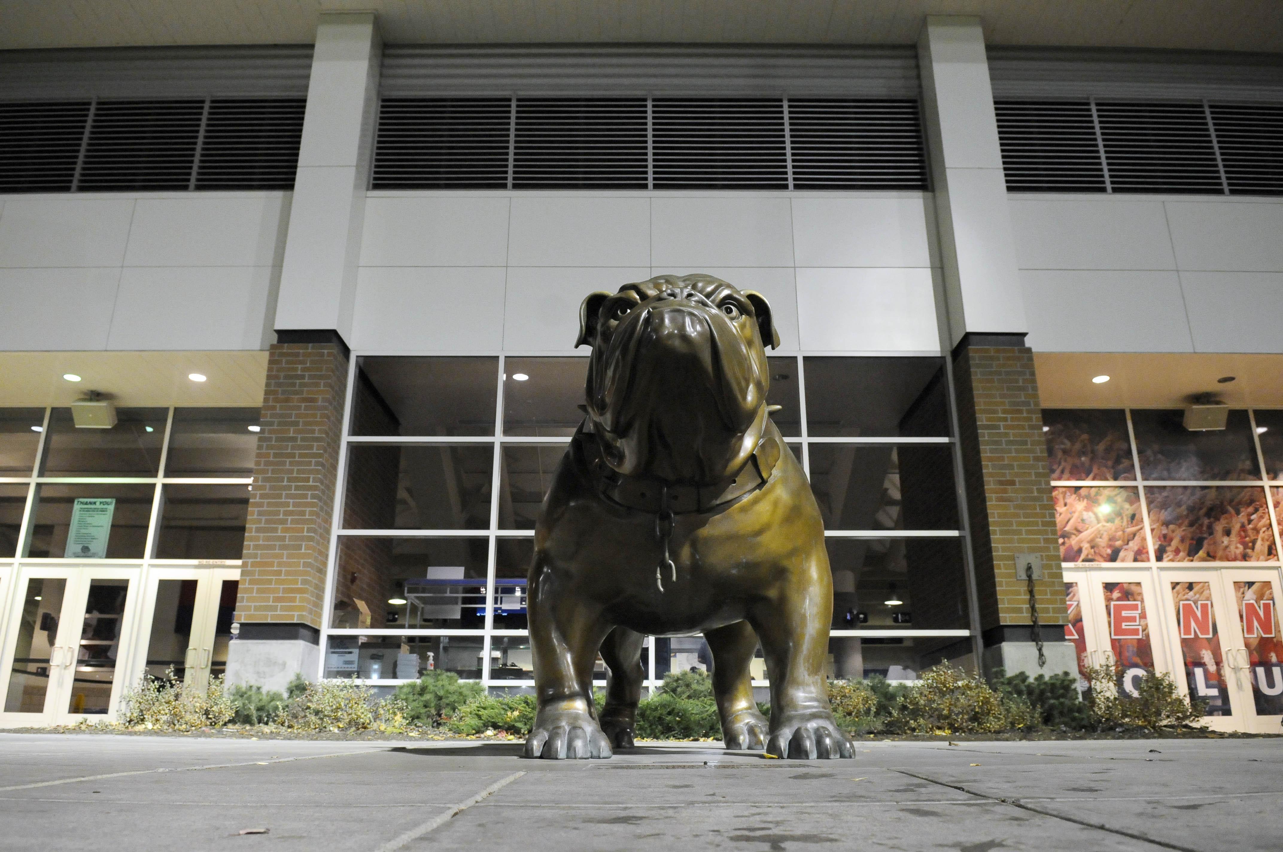 NCAA Basketball: Southern Methodist at Gonzaga