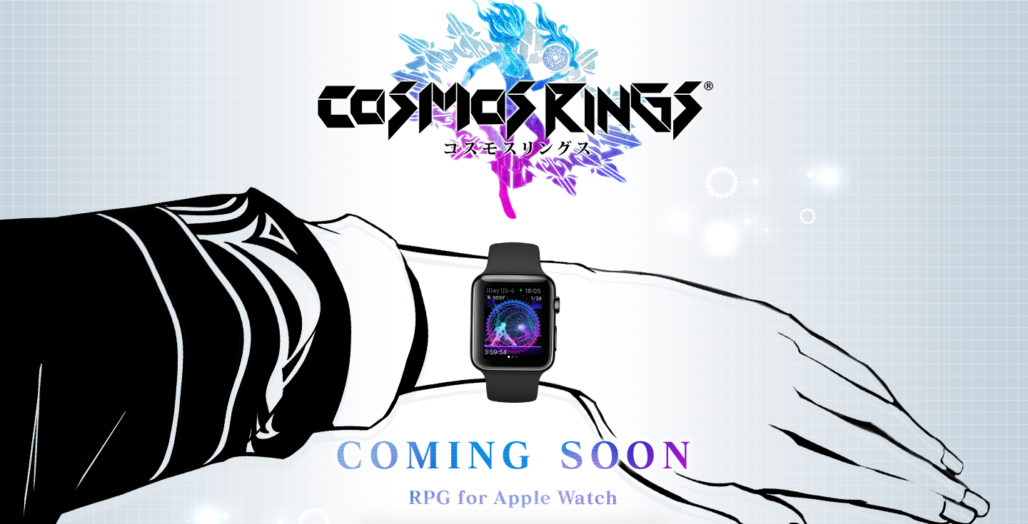 Square Enix teases its first Apple Watch RPG