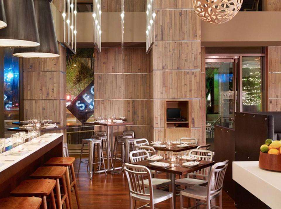 Second Bar + Kitchen - Eater Austin