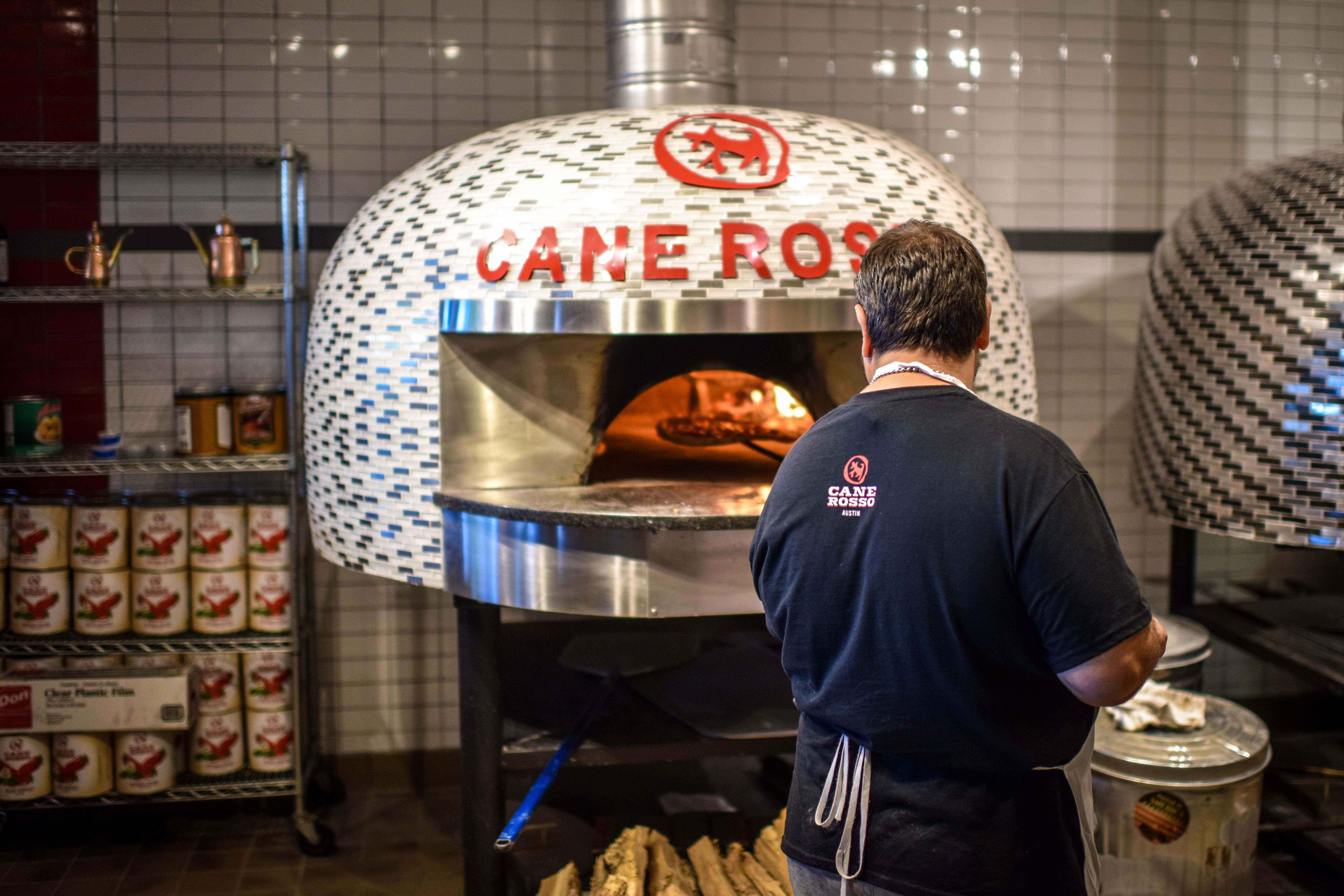 Step Inside Dallas Pizzeria Cane Rosso's First Austin Location
