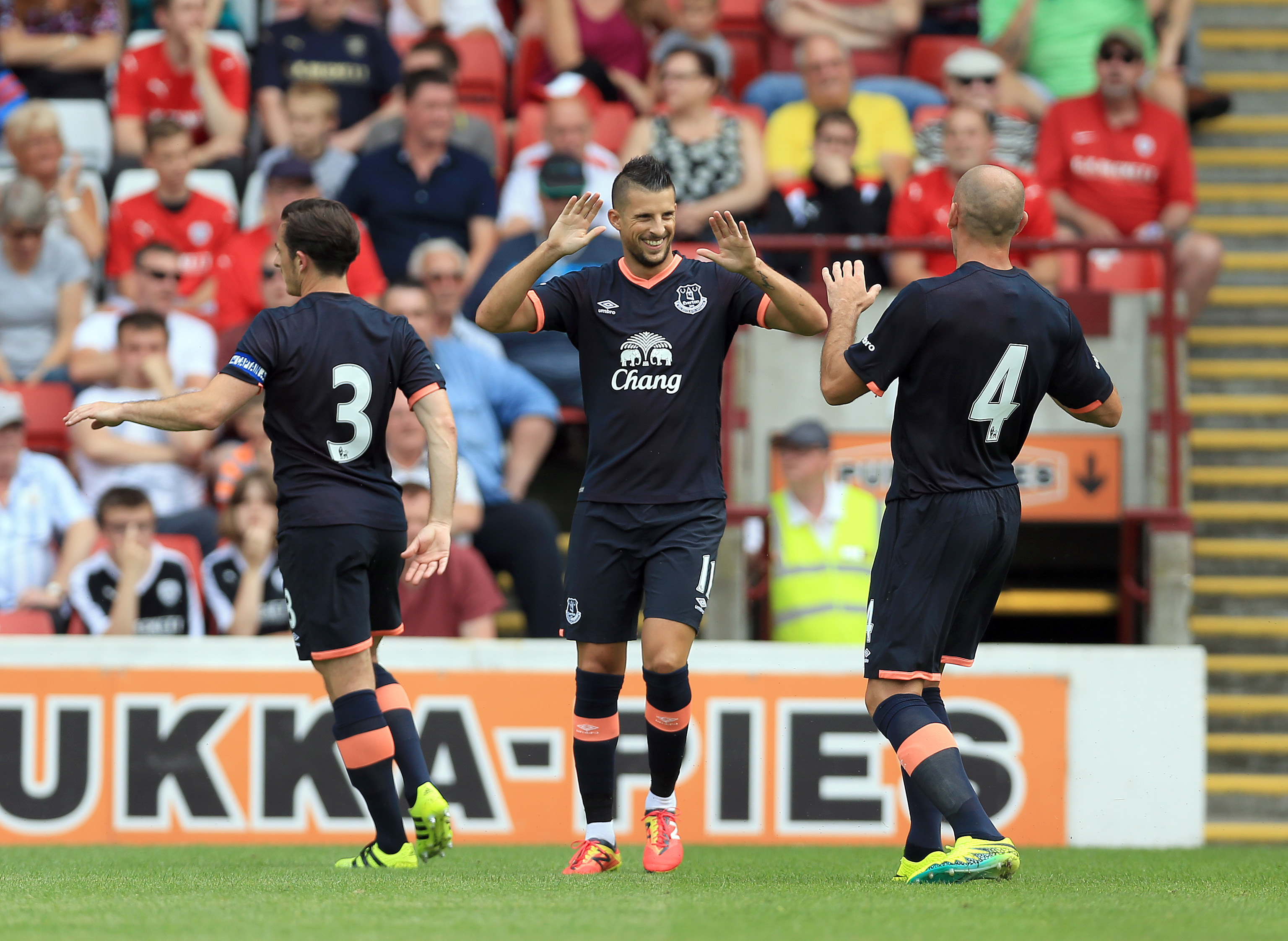 Barnsley v Everton: Pre-Season Friendly