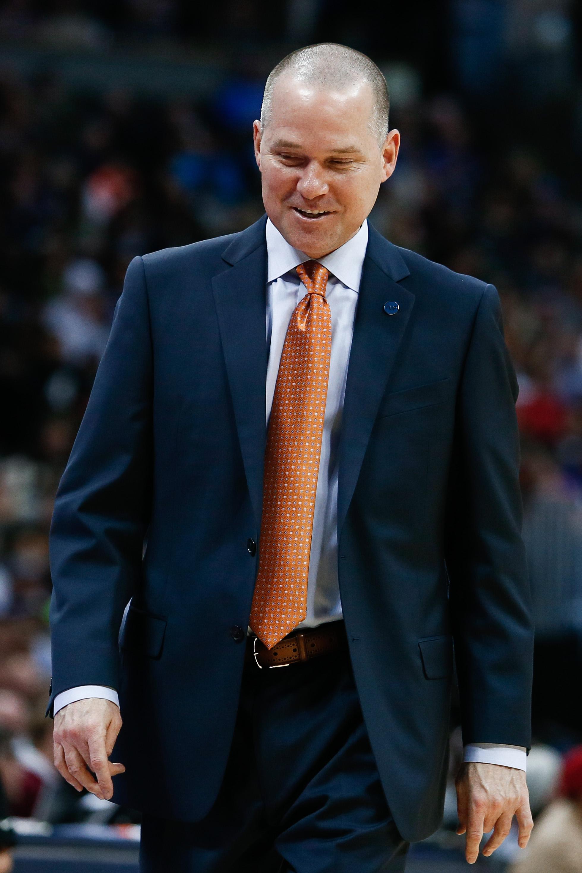 Denver Nuggets head coach Michael Malone