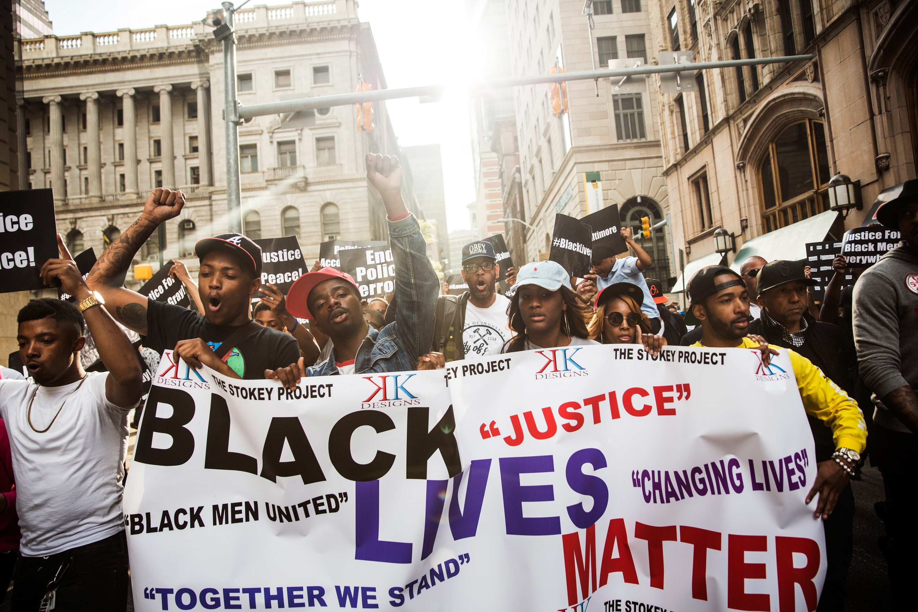Americans are as skeptical of Black Lives Matter as they were of the civil rights movement