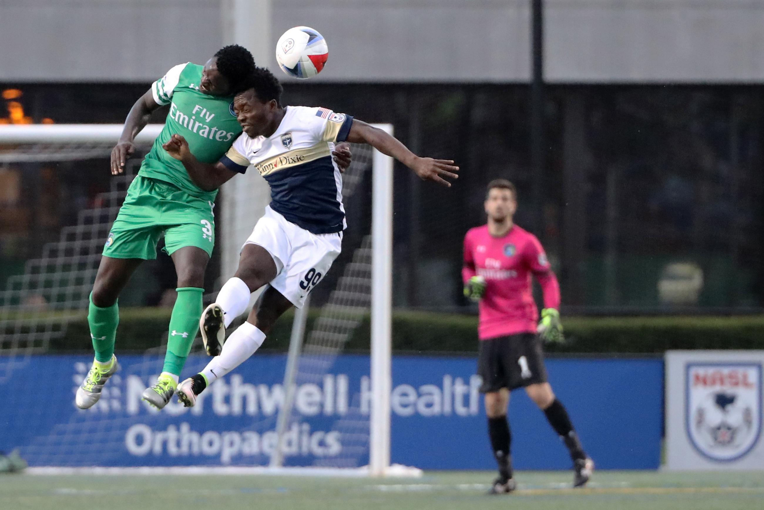 Soccer: Jacksonville Armada FC at New York Cosmos