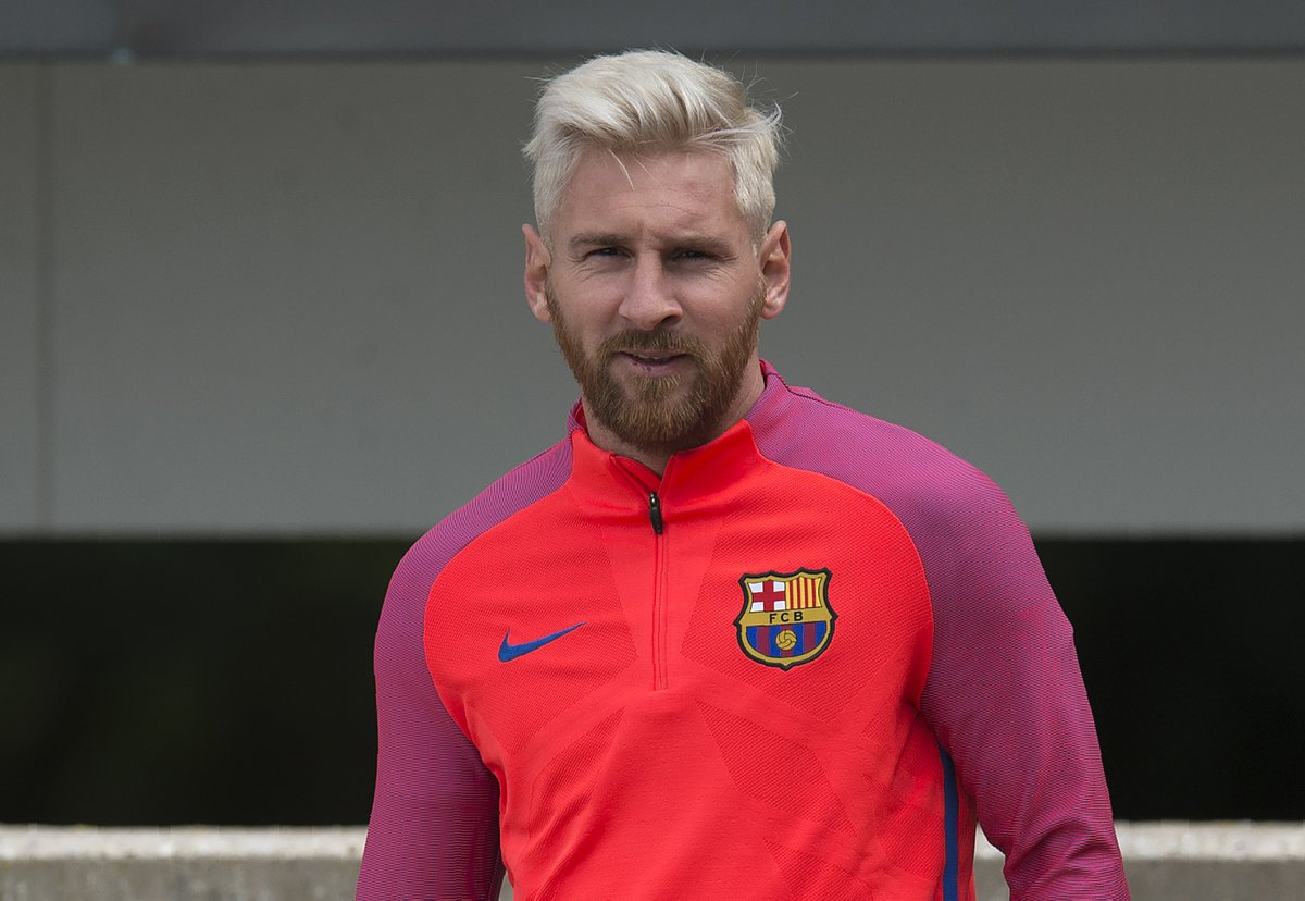 What the hell is wrong with Lionel Messi?