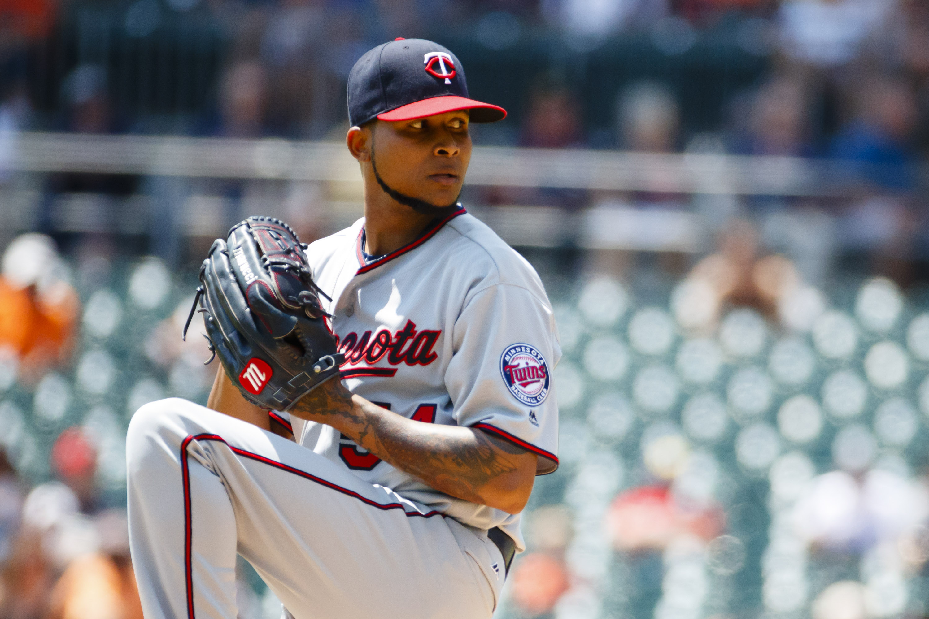 Over the last four seasons, Santana has featured a 95 ERA- and 98 FIP-.