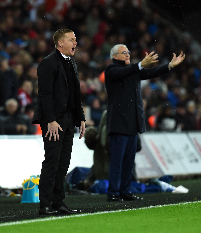 Monk knows the Premier League. He probably misses Ranieri's hugs?