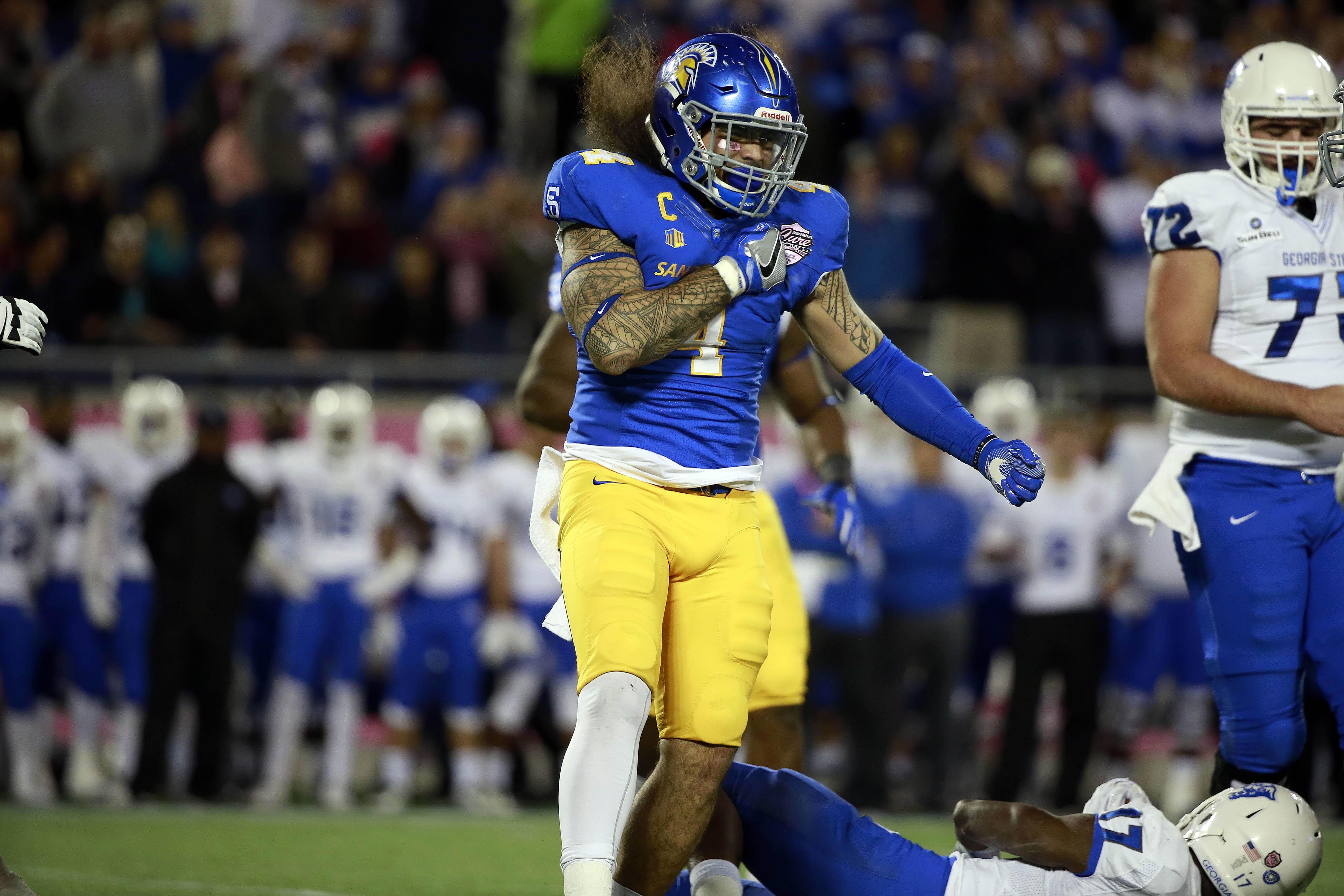 NCAA Football: AutoNation Cure Bowl-San Jose State vs Georgia State
