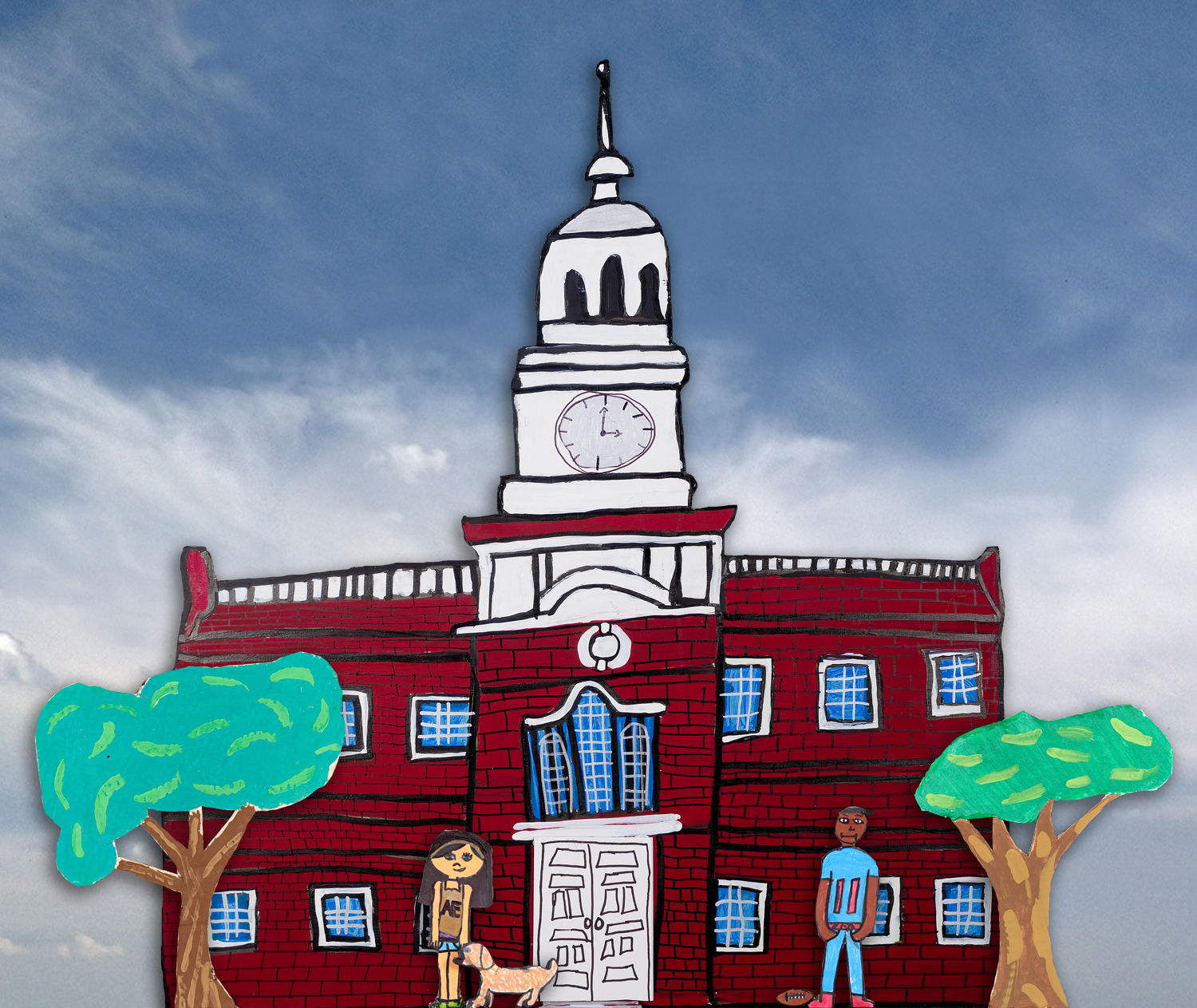 Fresh Artists, a local art program, has launched an online game celebrating Philly's architecture as a gift to DNC visitors.
