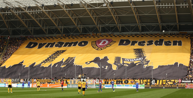 Dynamo Dresden v Holstein Kiel  - 3. Liga