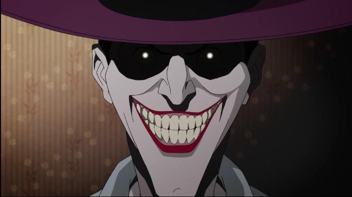 Batman: The Killing Joke fails to fix the comic's problems on screen