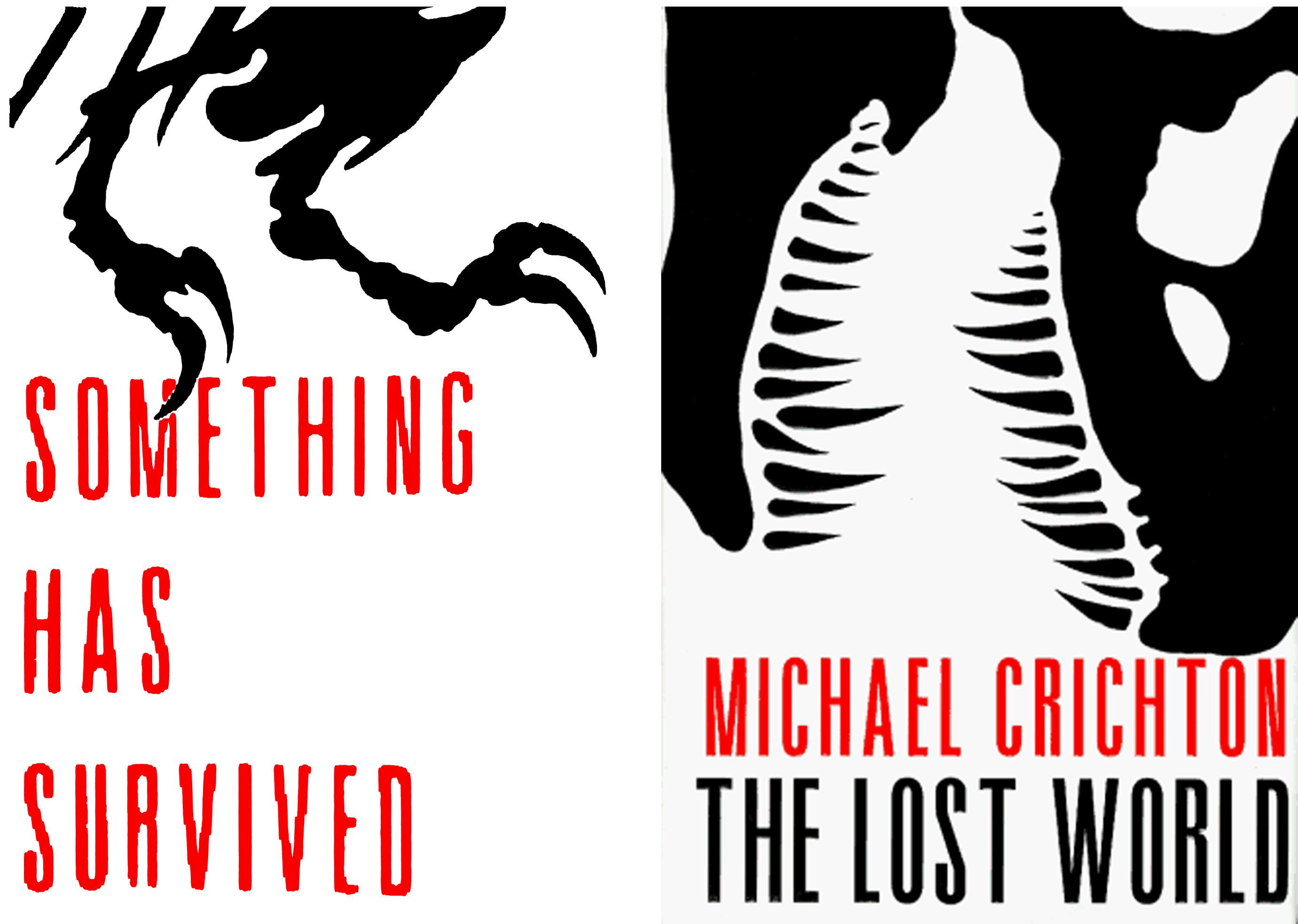 Get ready for a new dinosaur novel from Michael Crichton