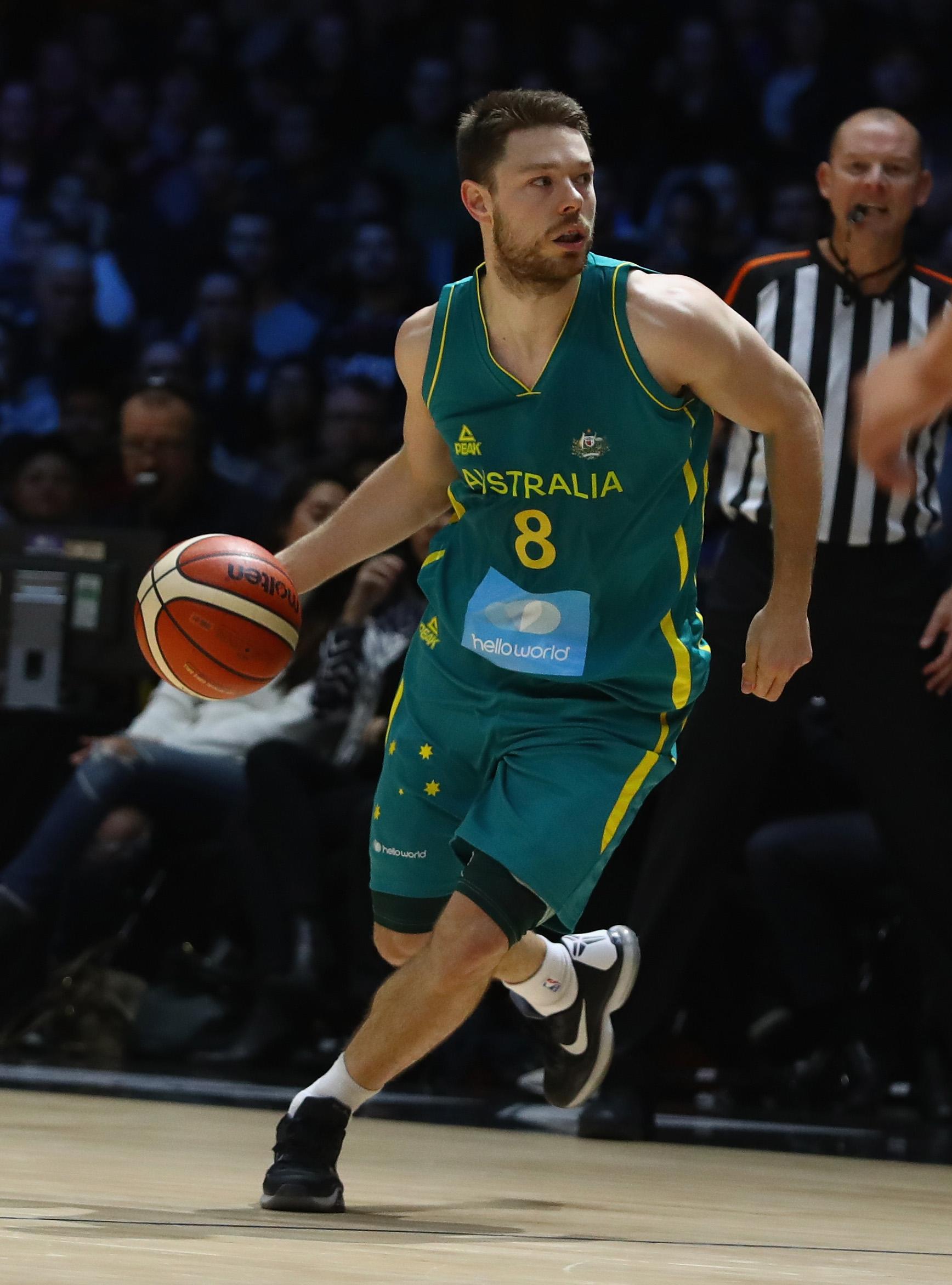 Australia v Pac-12 College All-Stars