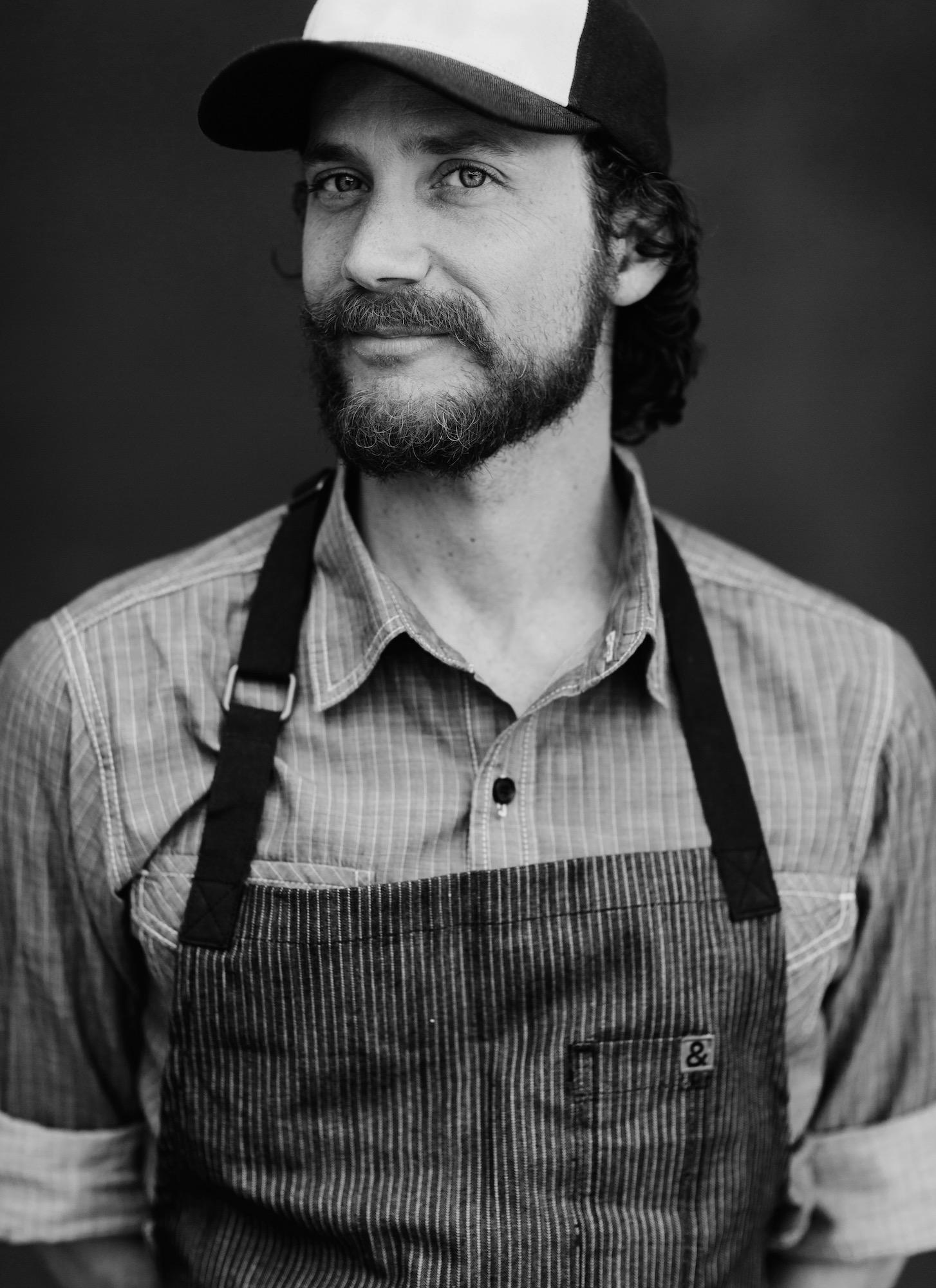 Chef Adam Evans.