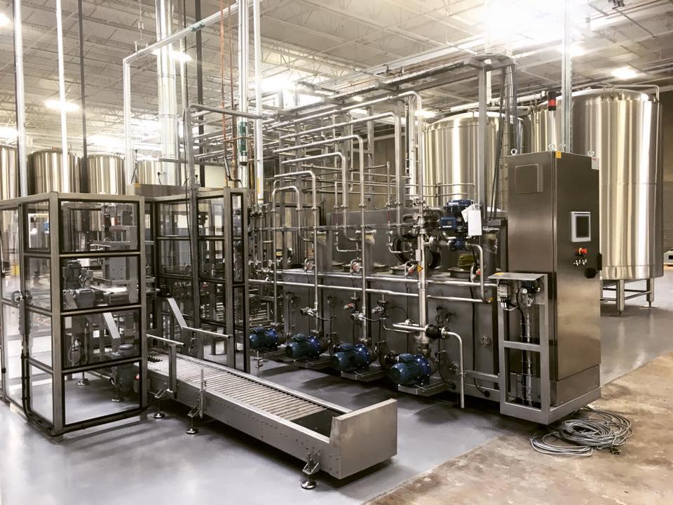 Oskar Blues Brewery in Austin