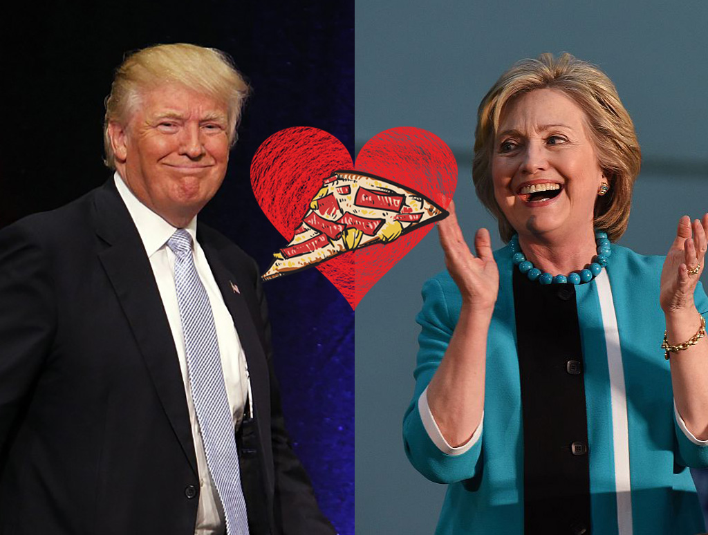 Quiz: Do You Eat Like Hillary Clinton or Donald Trump?