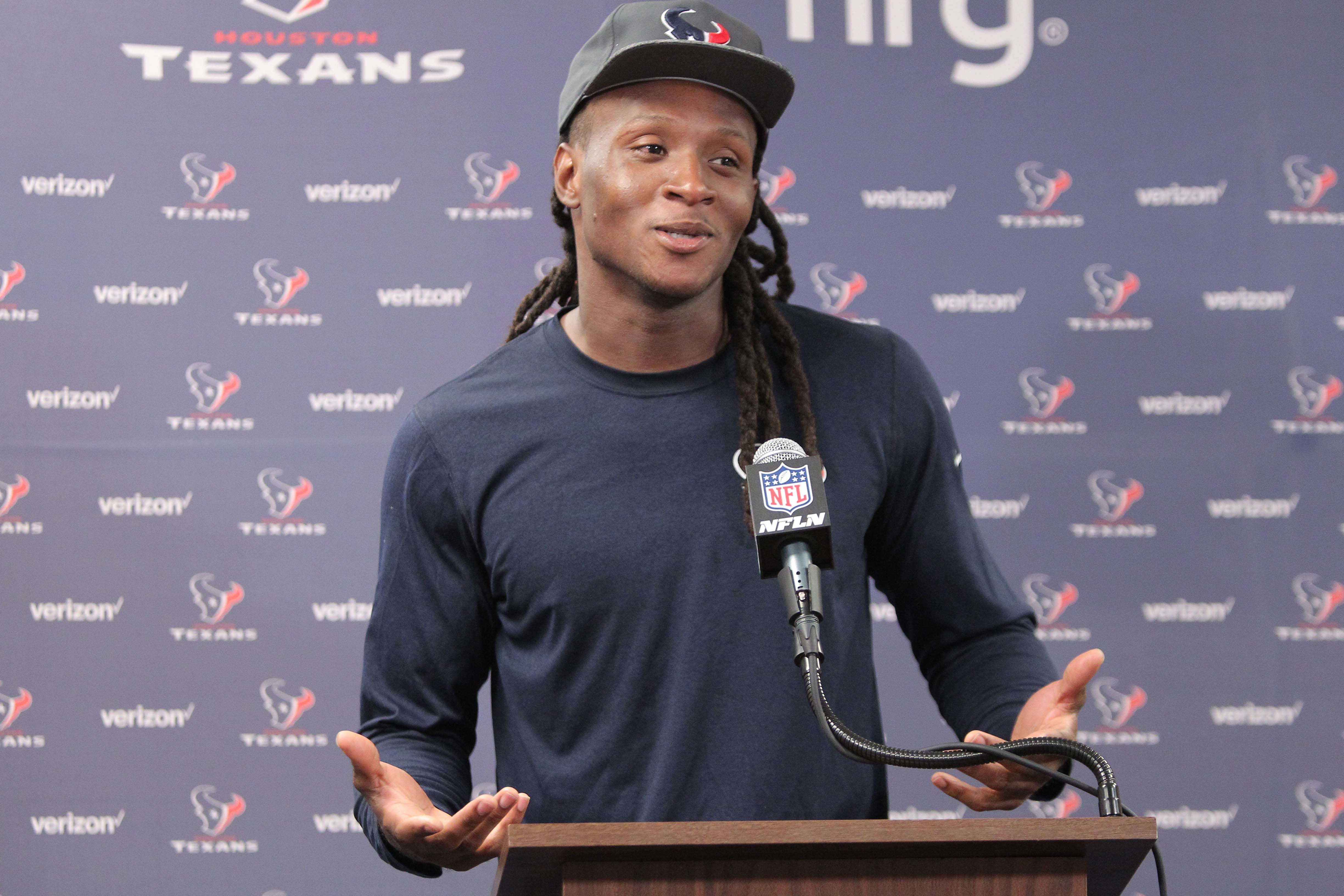 Maybe Nuk's reading himself some McCarthy while holding out.