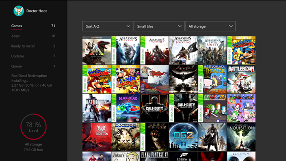 Xbox One summer update begins its rollout to users