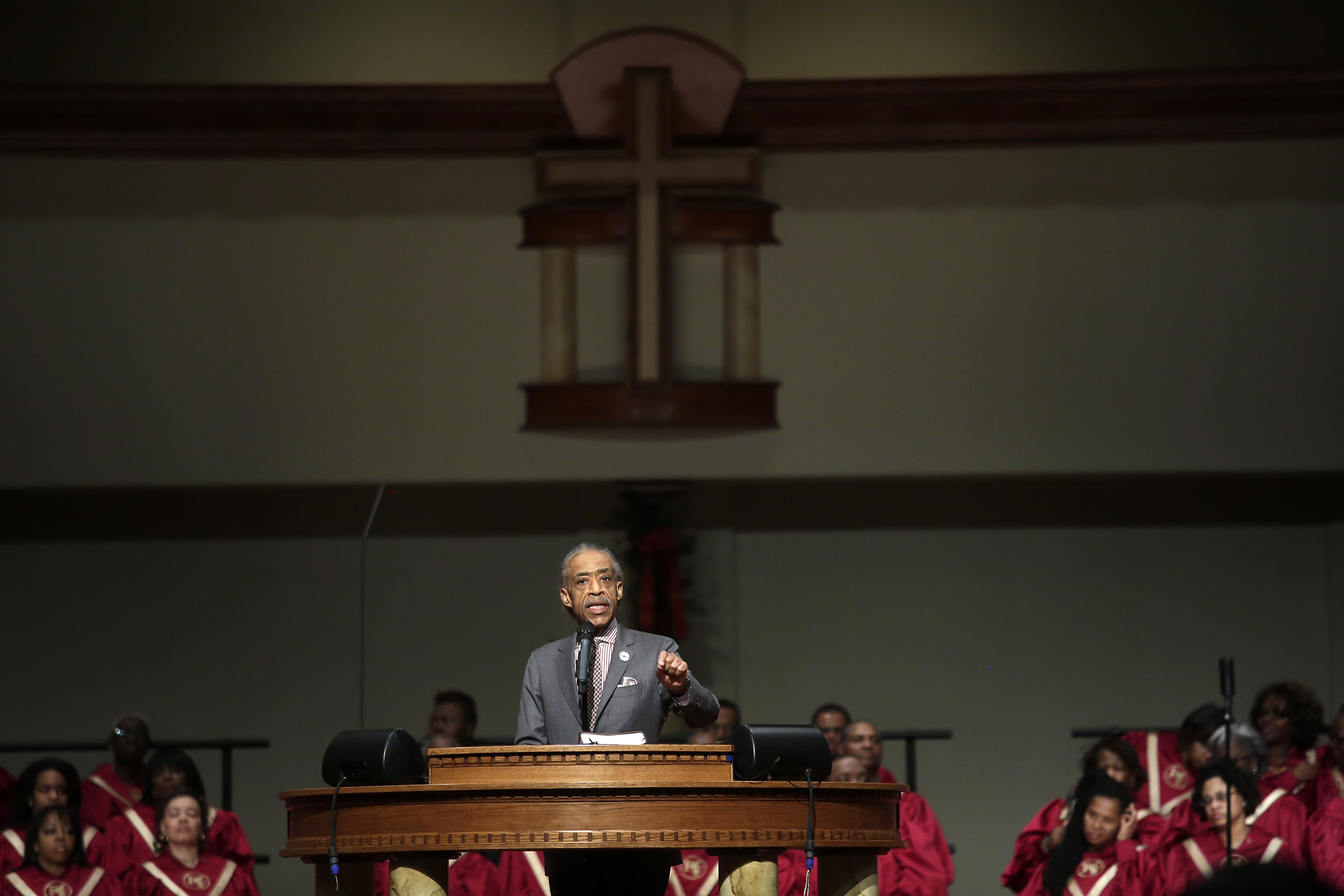 American Christianity has long struggled to be on the right side of racial justice