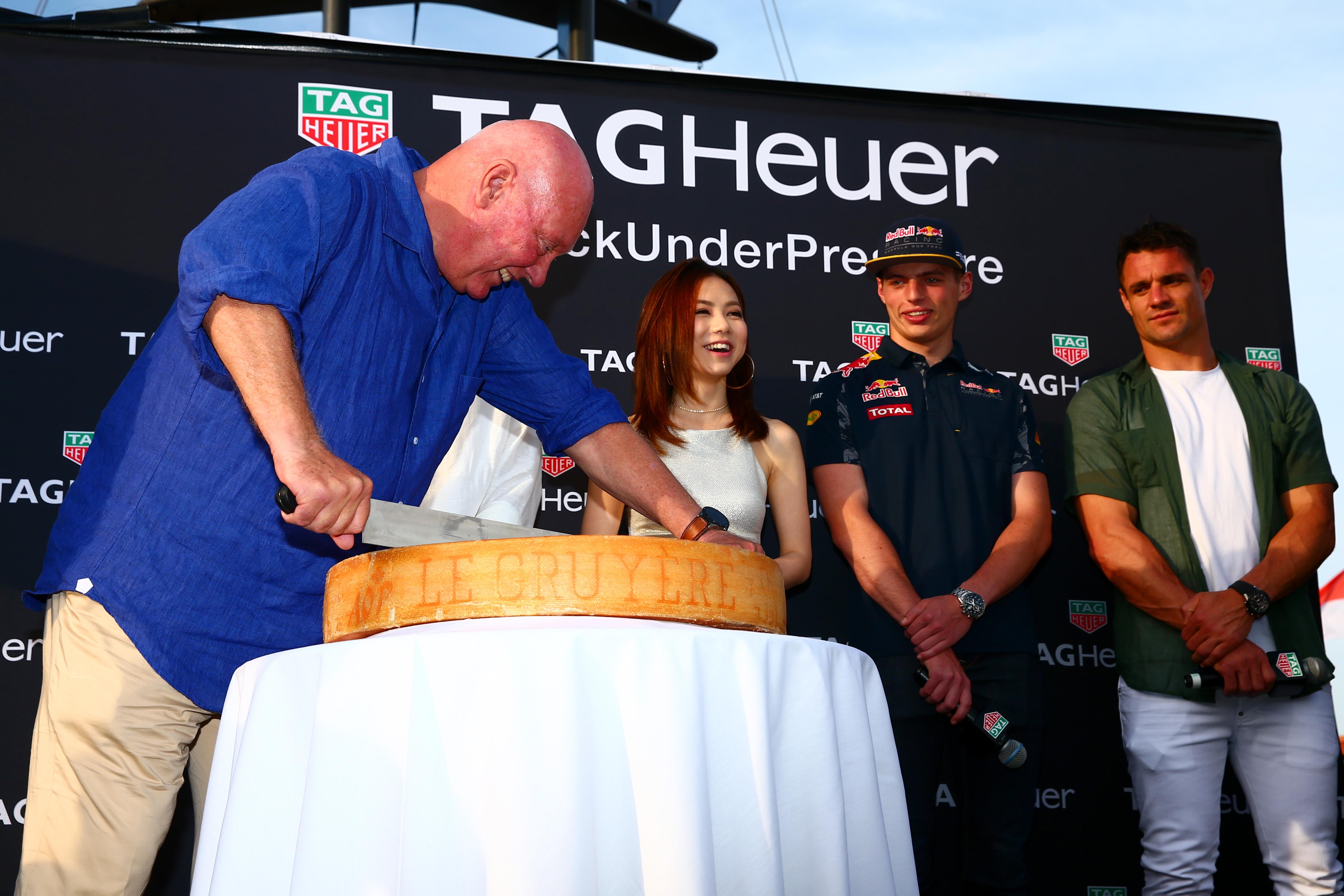 Monaco GP: Tag Heuer Event