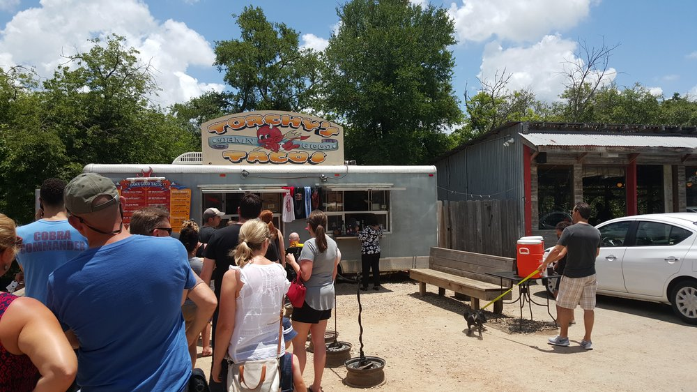 Torchy's Tacos on South 1st Street