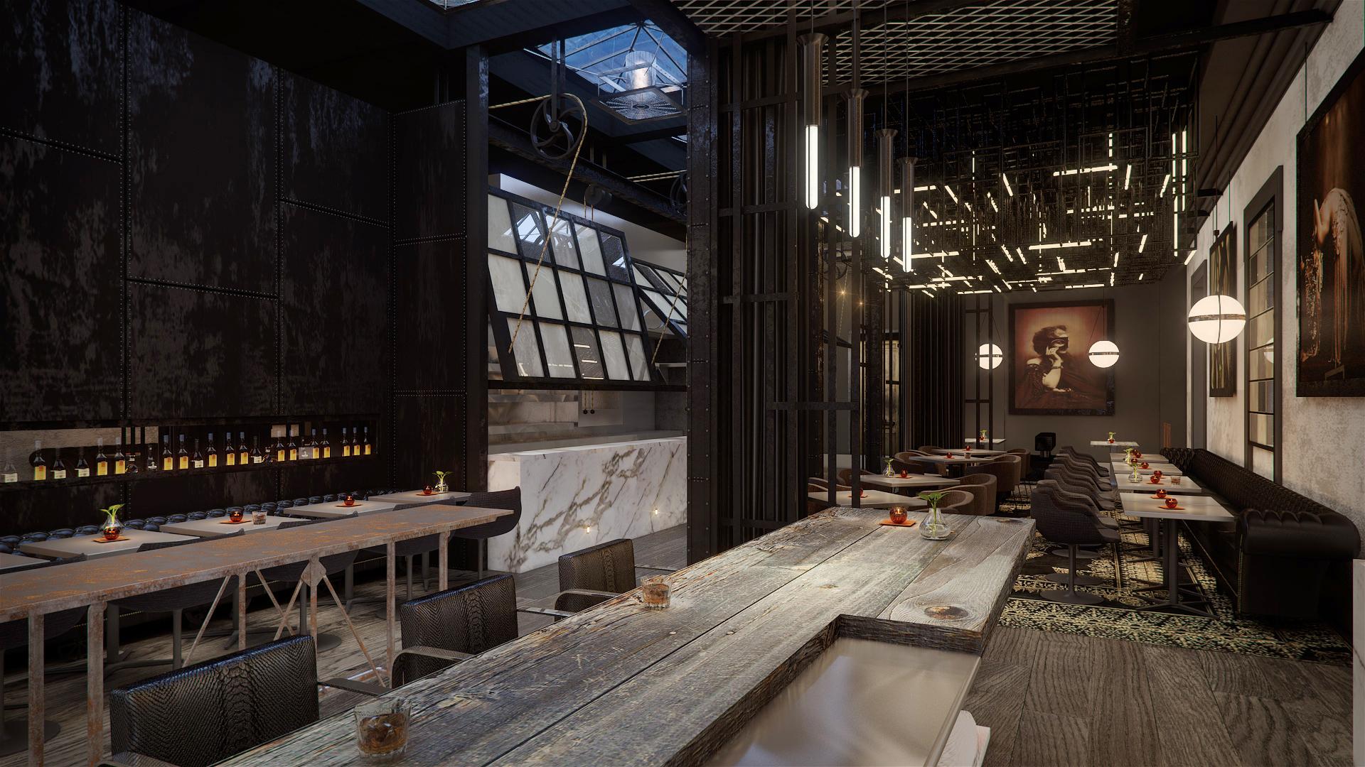 Poste Moderne Brasserie - Eater DC