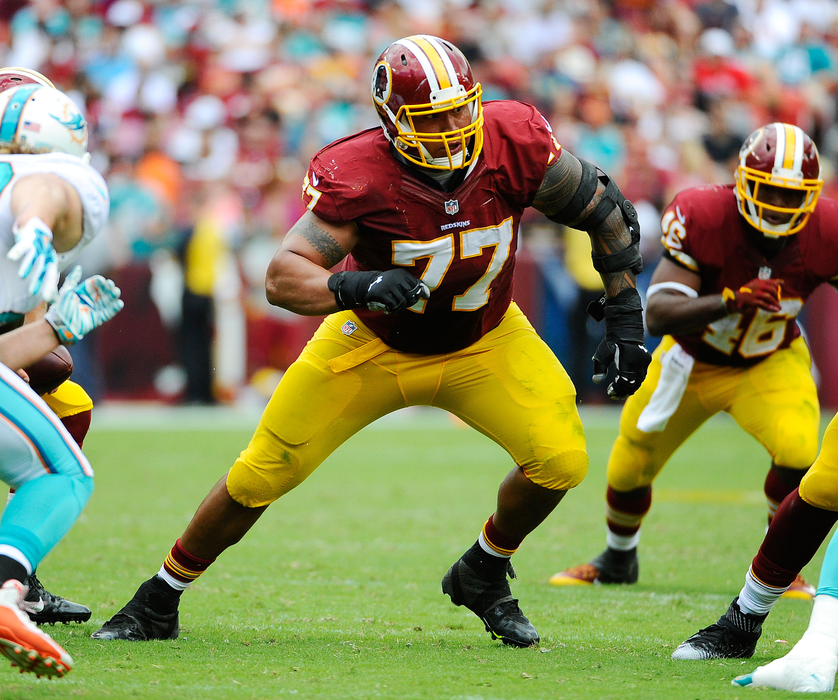 NFL: Miami Dolphins at Washington Redskins
