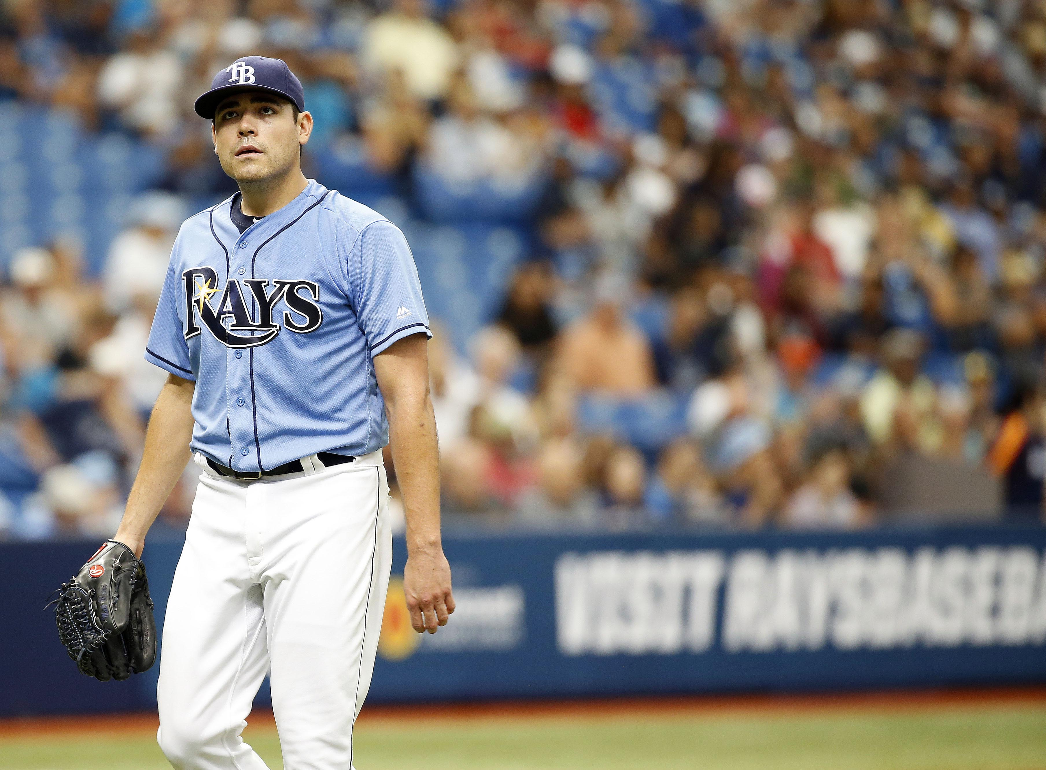 9243afba5 Rays trade Matt Moore to San Francisco Giants