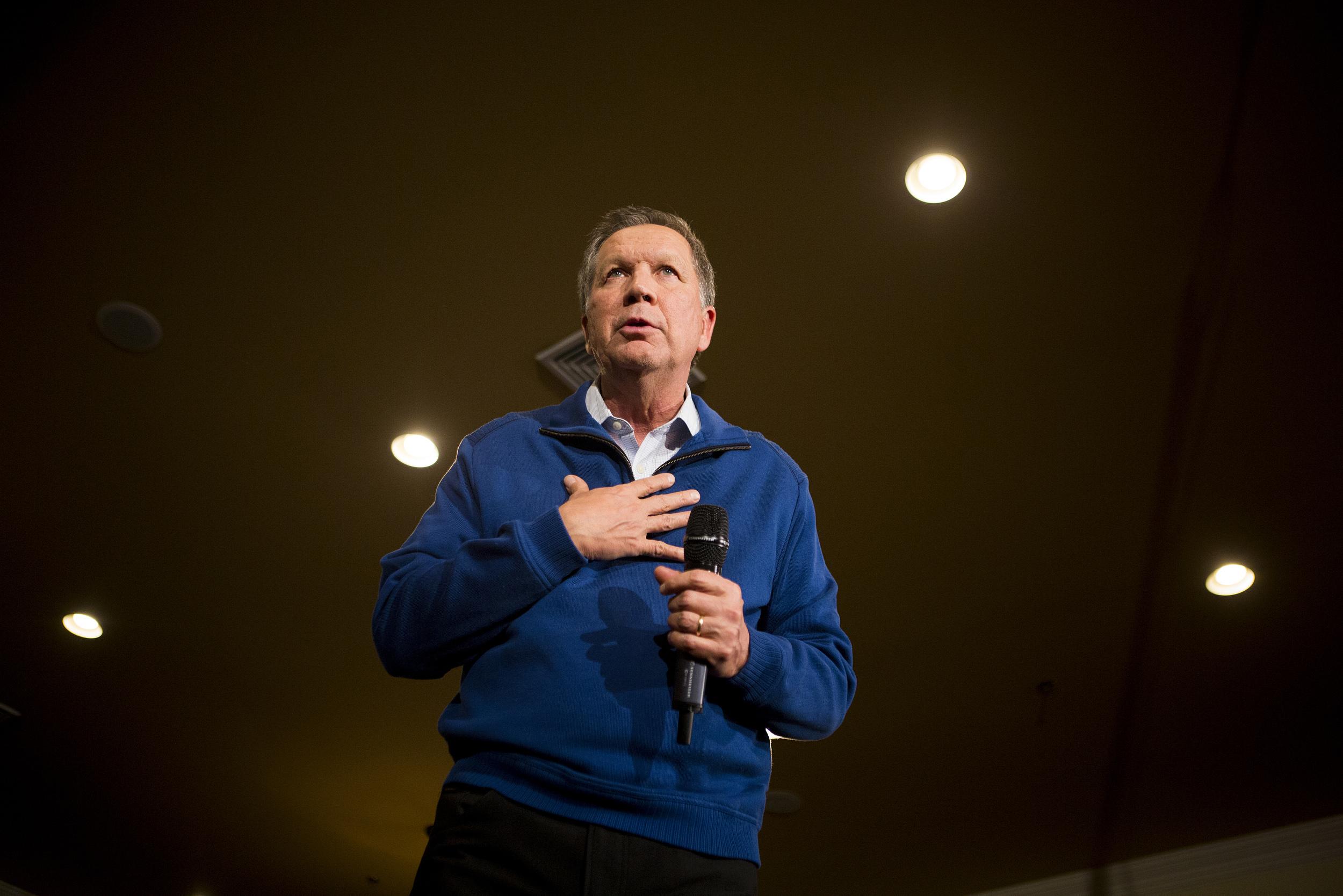Ohio Gov. John Kasich backing Cincinnati for Big 12 bid