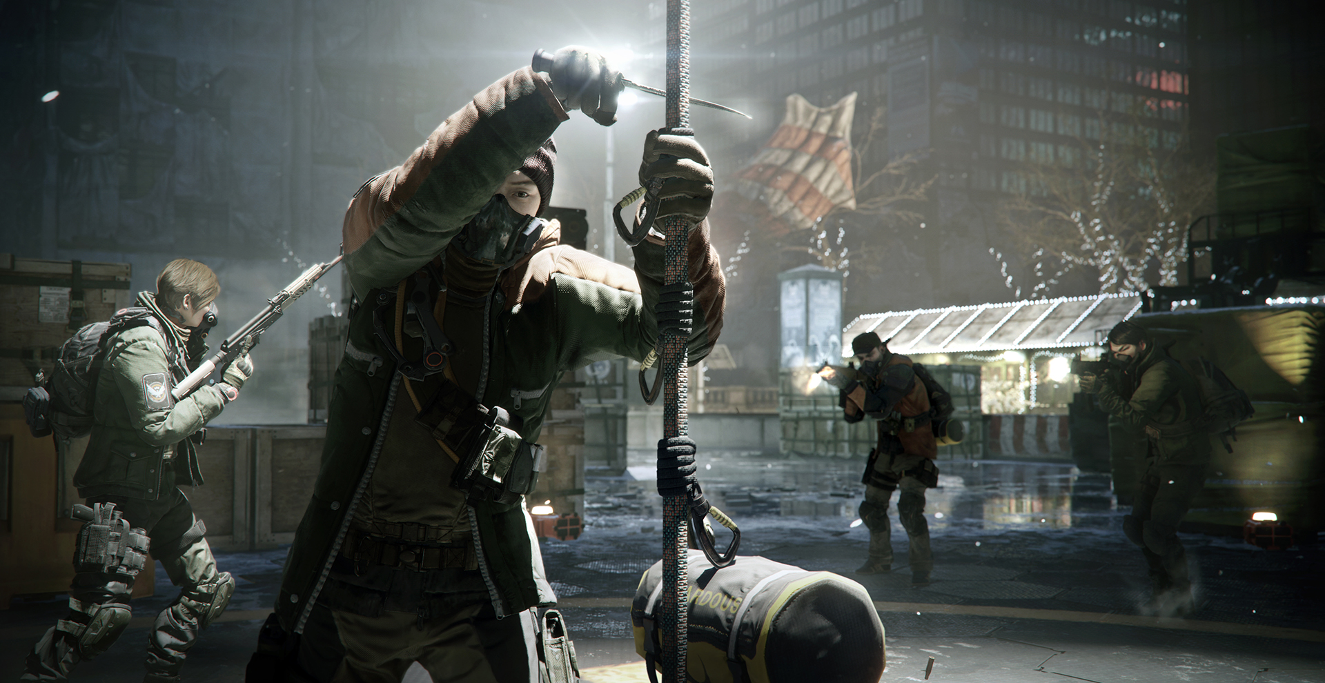 It's official, The Division will be made into a movie