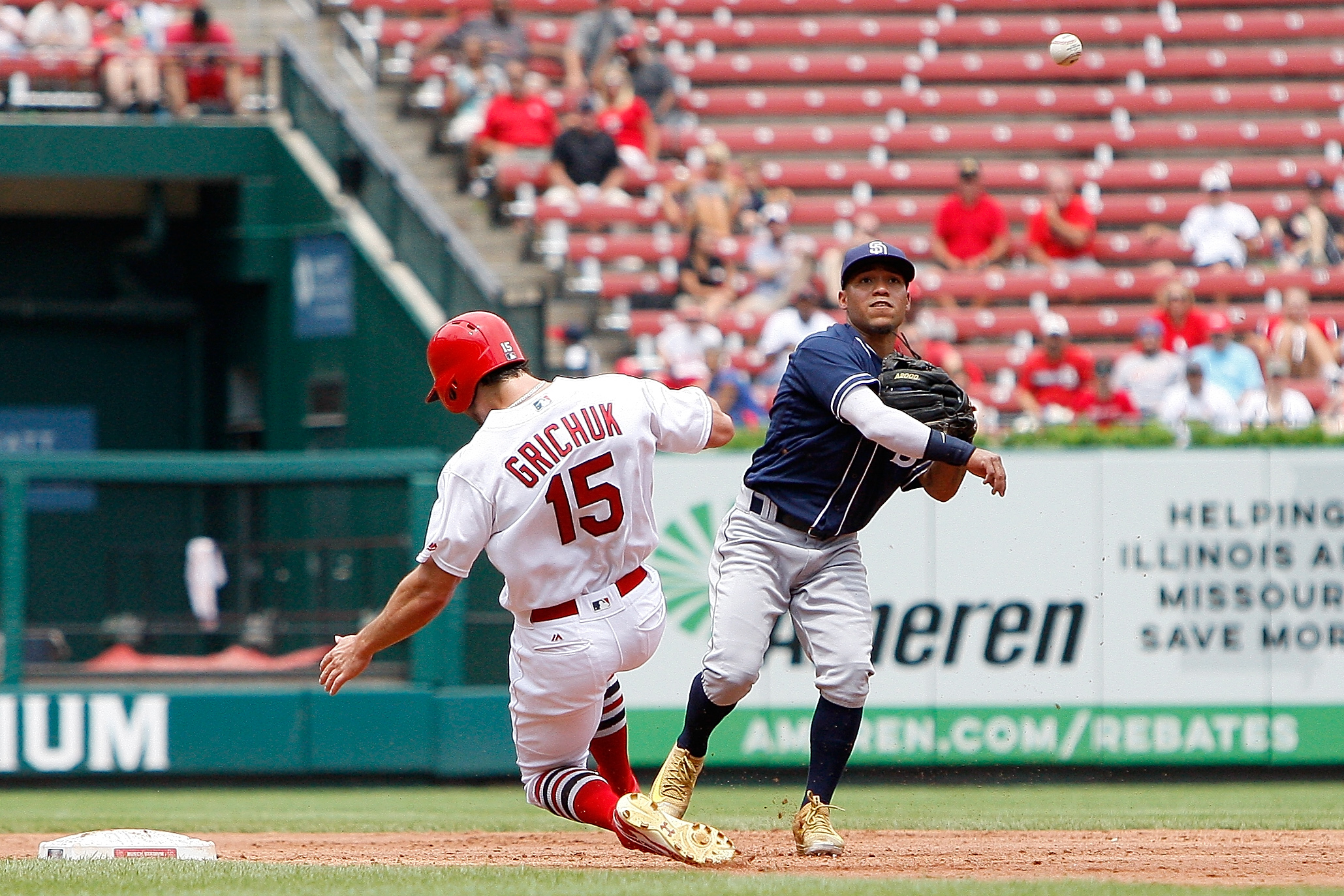 San Diego Padres v St Louis Cardinals - Game One