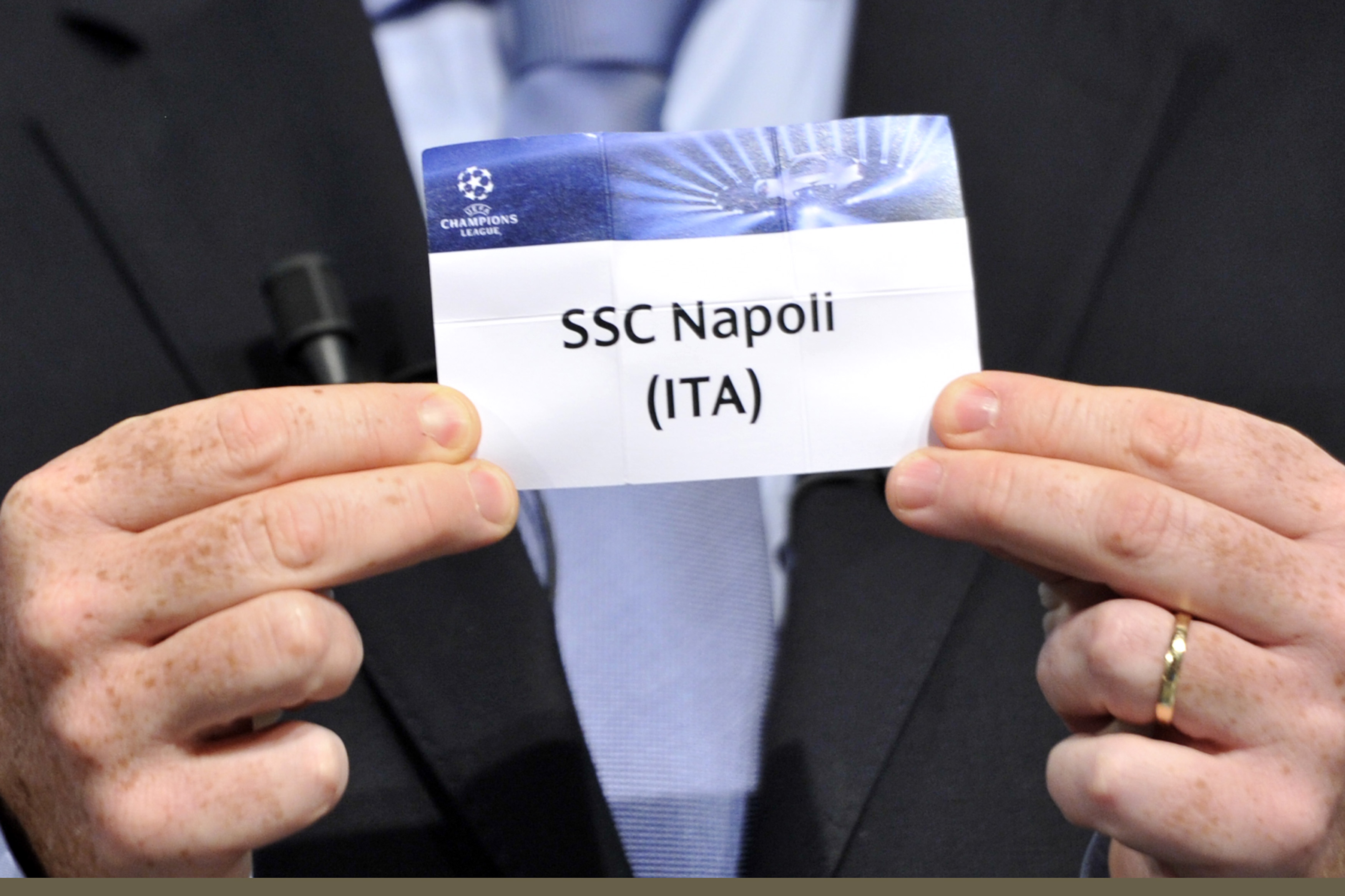 UEFA Champions League and UEFA Europa League - Play-off Round Draw