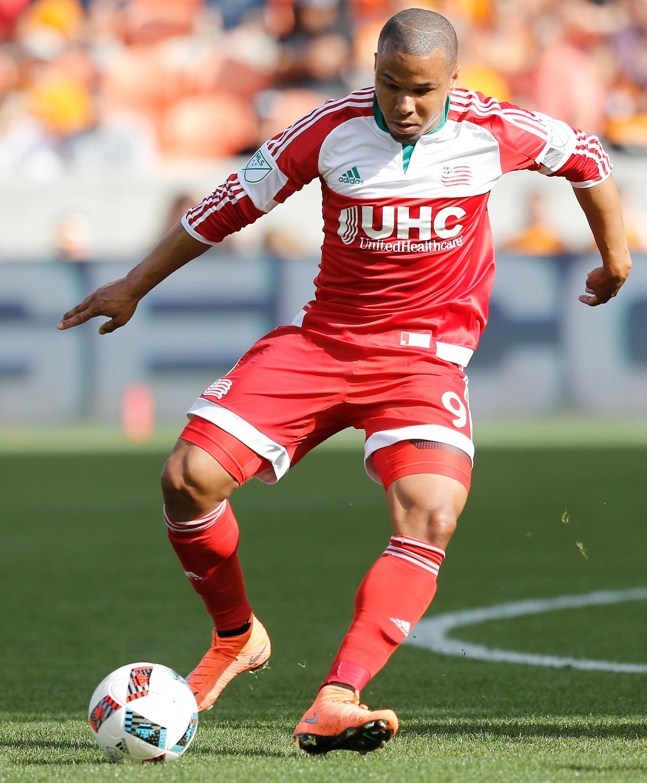 MLS: New England Revolution at Houston Dynamo
