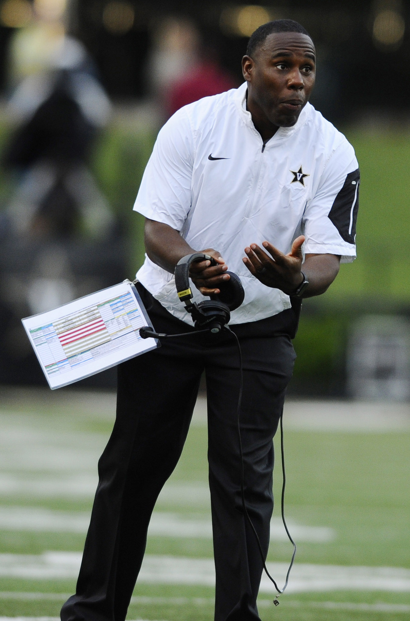 Vanderbilt's defense would be good enough to win the SEC East ... if it had an offense
