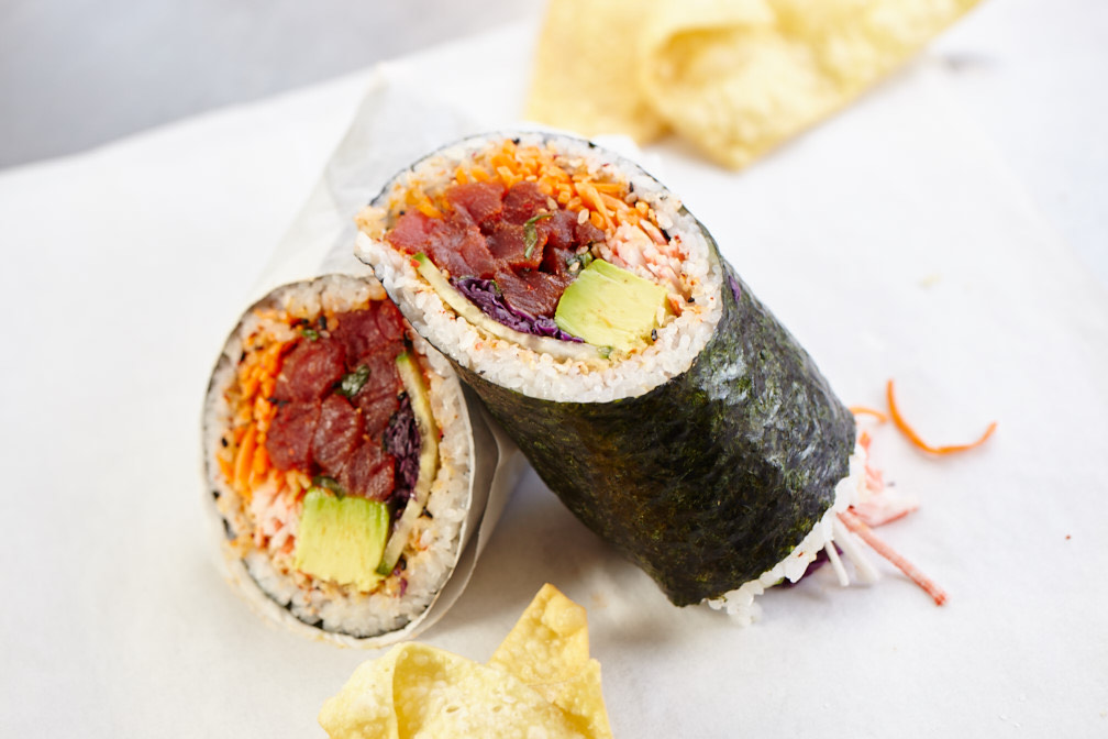 Funk Seoul Brother Starts Slinging Sushi Burritos in Permanent Midtown Spot This Sunday